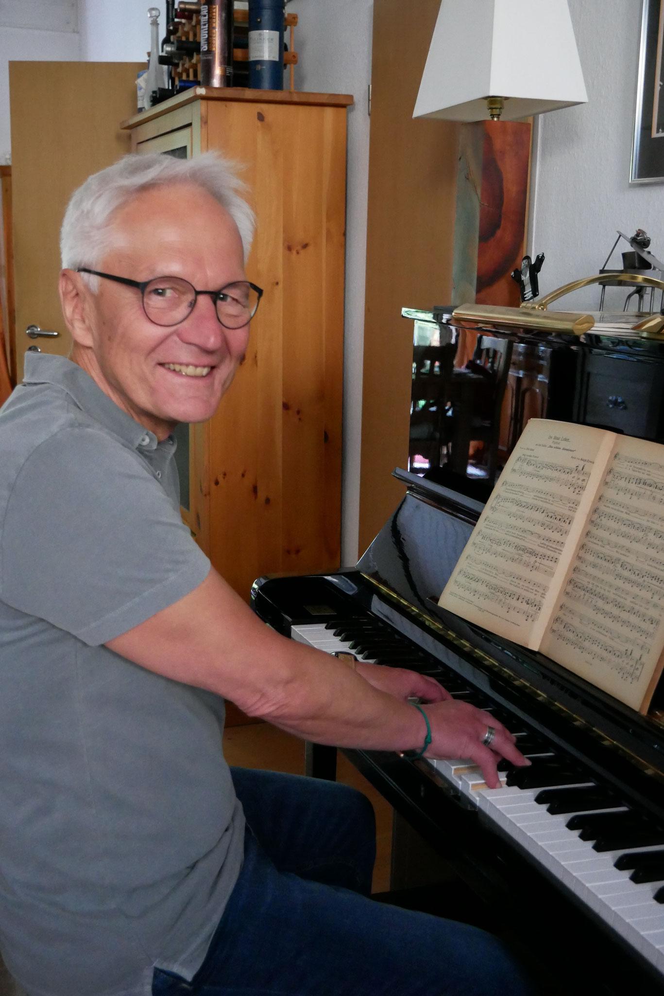 Musik, meine große Leidenschaft. Zur Entspannung und auch für liebe Gäste.