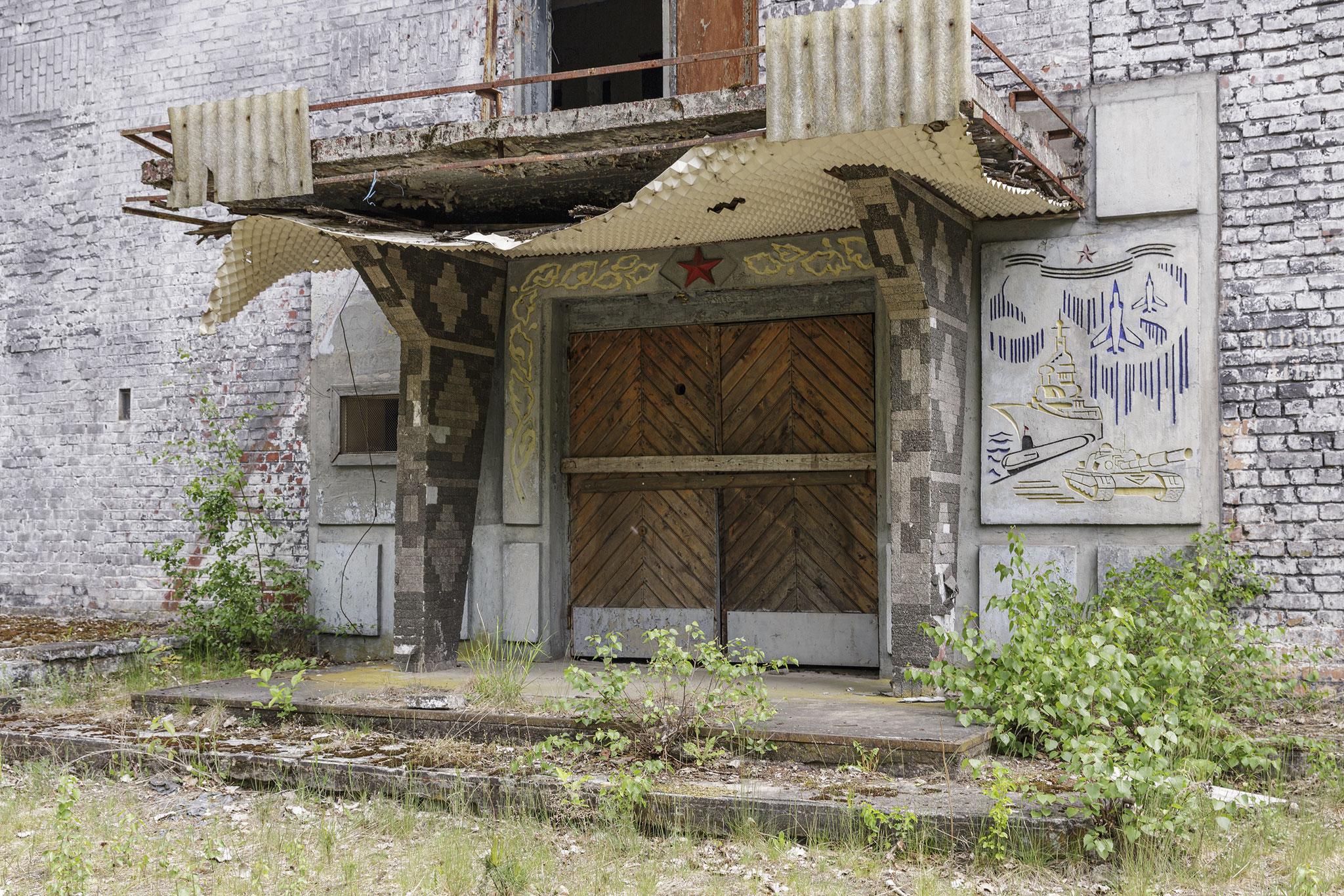 Repair facility, 2019