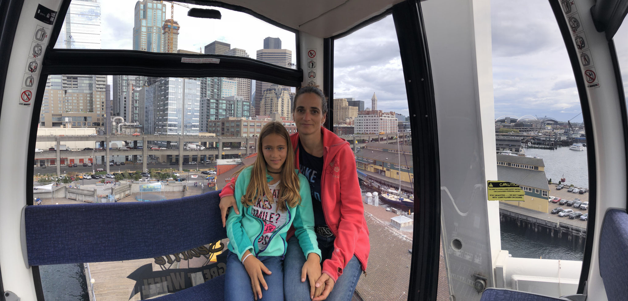 Ride on the Great Wheel
