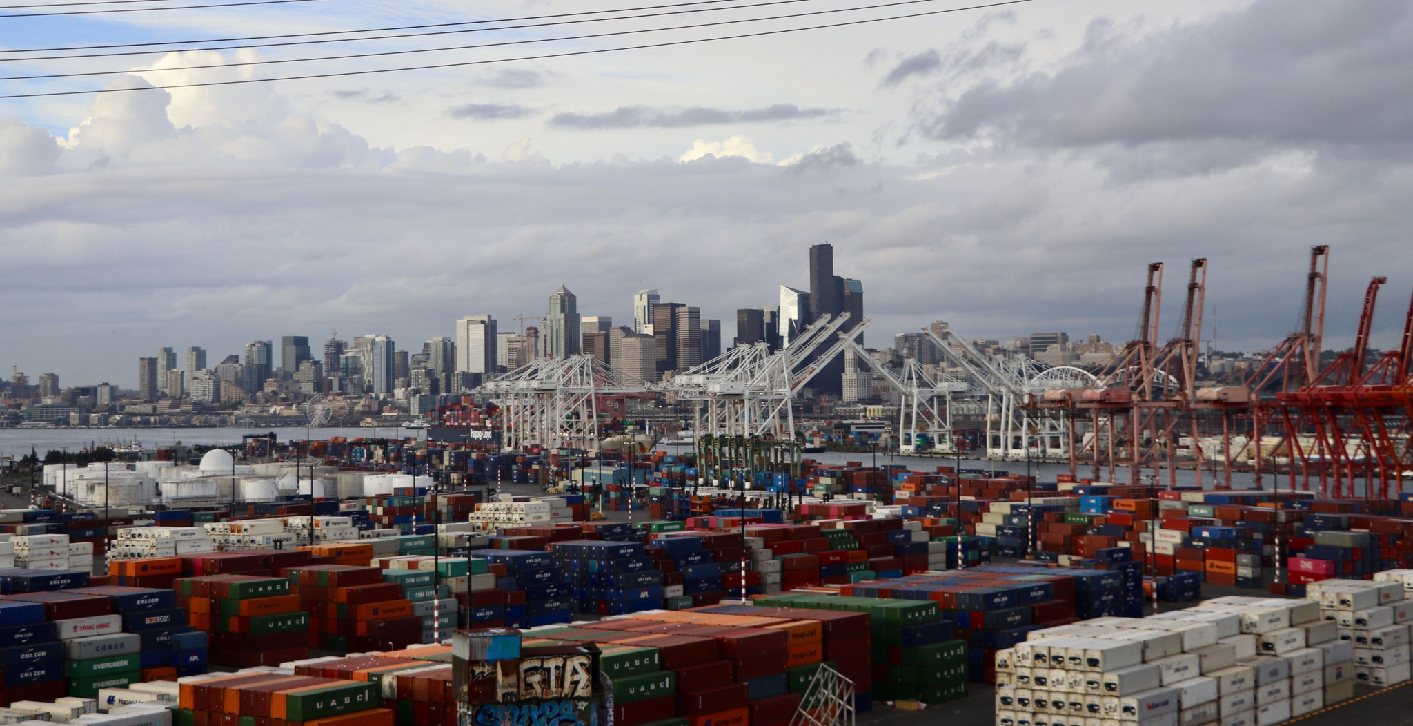 Seattle Freight Harbour