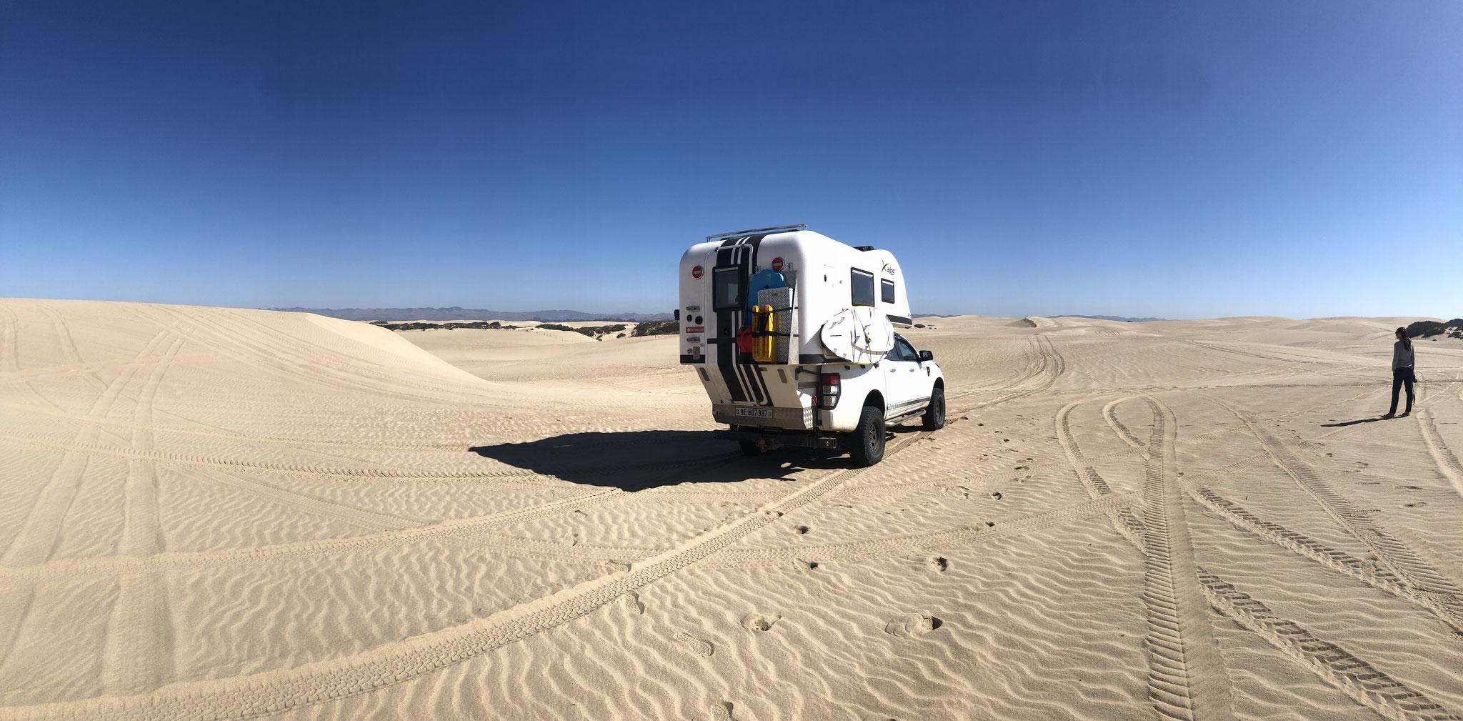 Endless Sand...