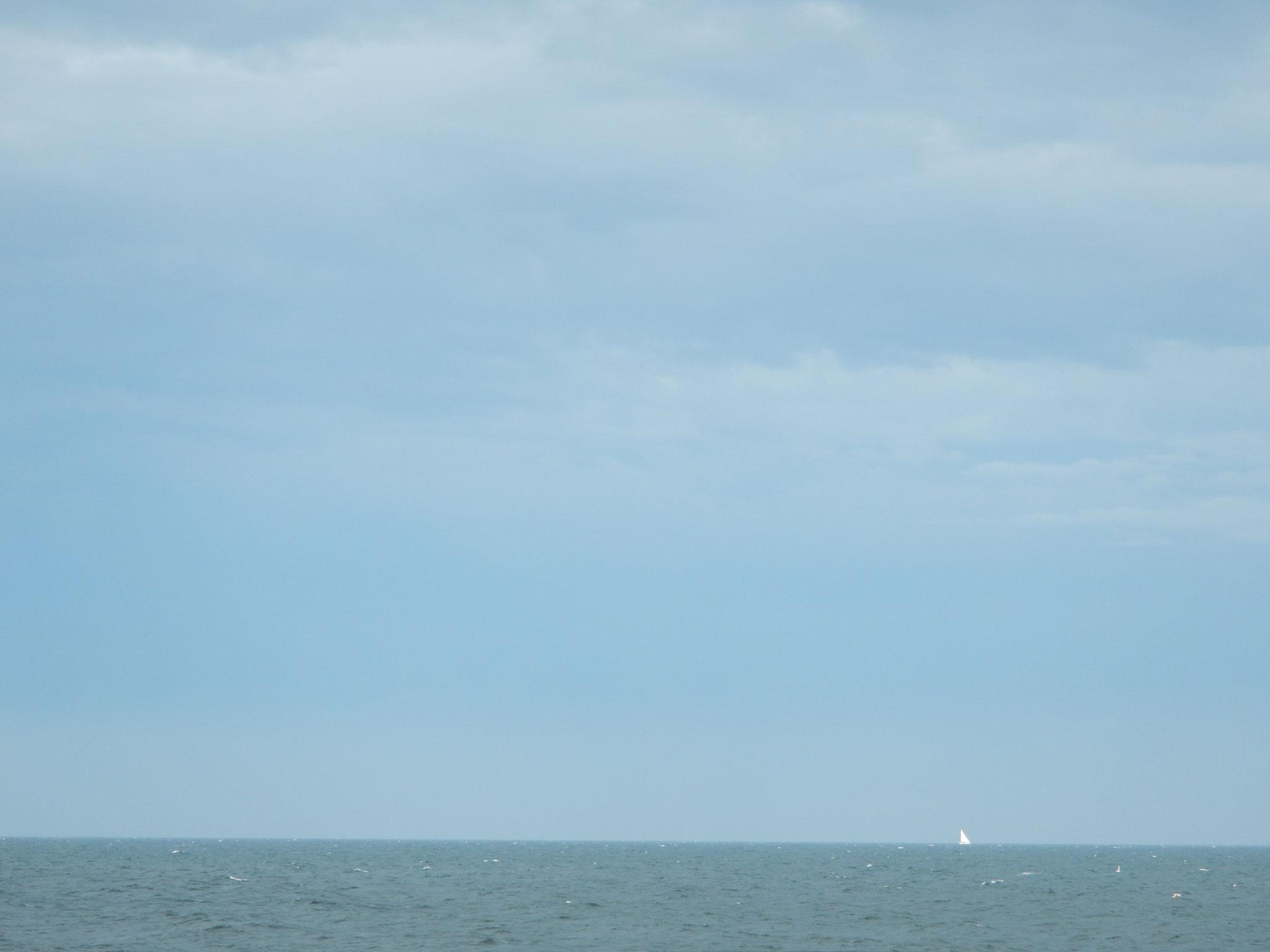 Sails at the Horizon