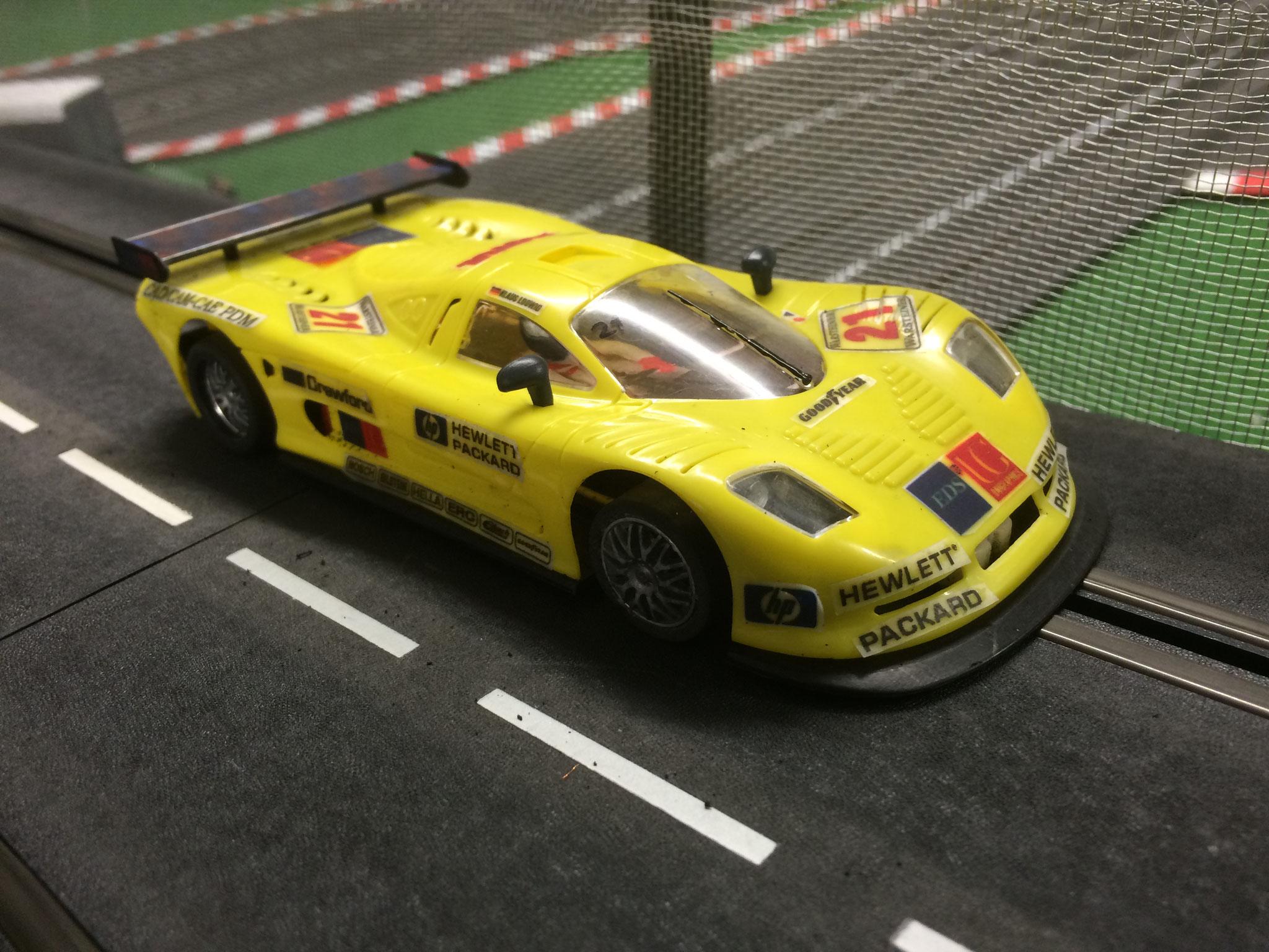 NSR MOSLER GT von Woody - Seriensieger 2016