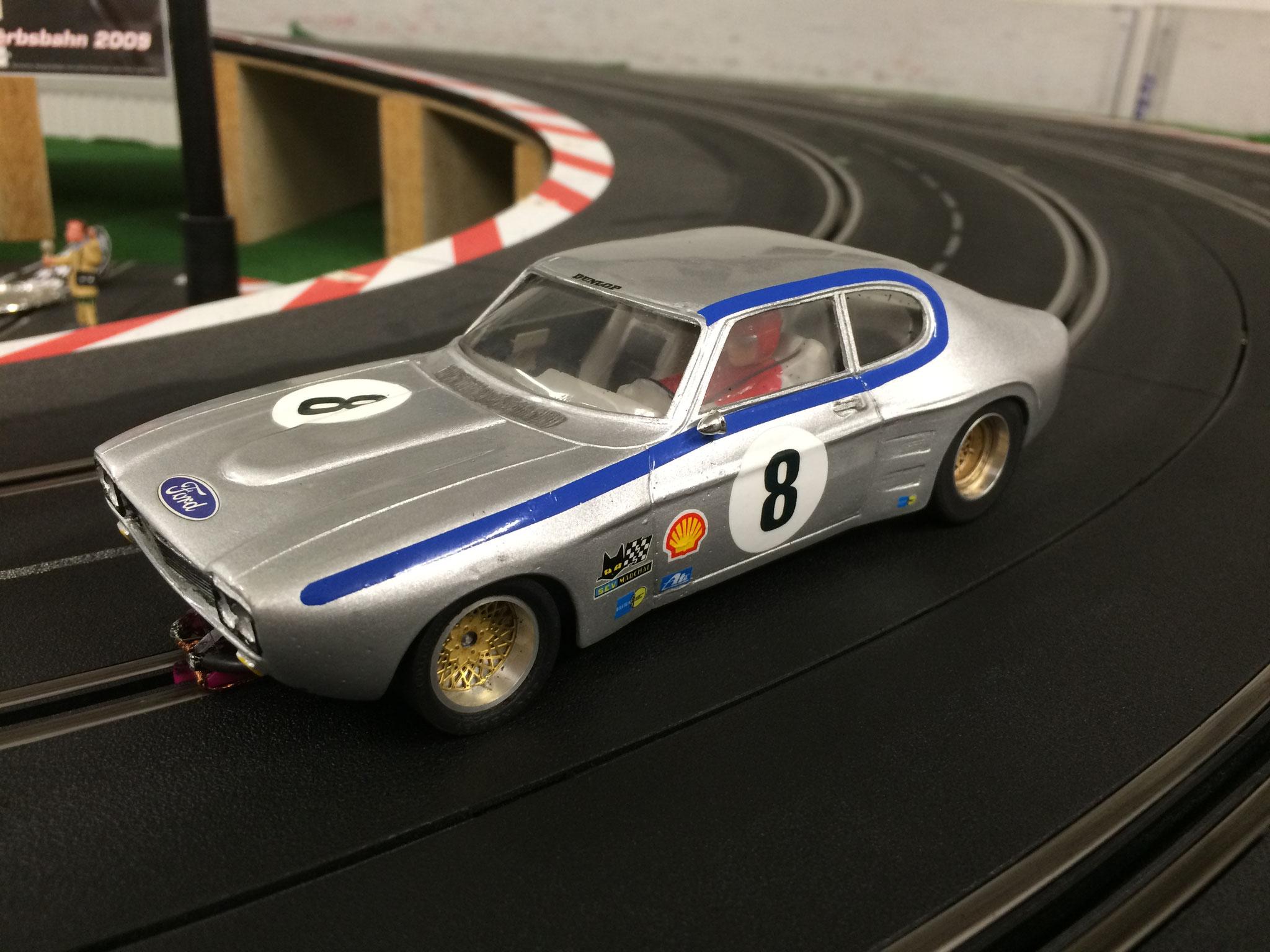 Sammy´s Ford Capri I - Der schnellste Gruppe 2 Renner!