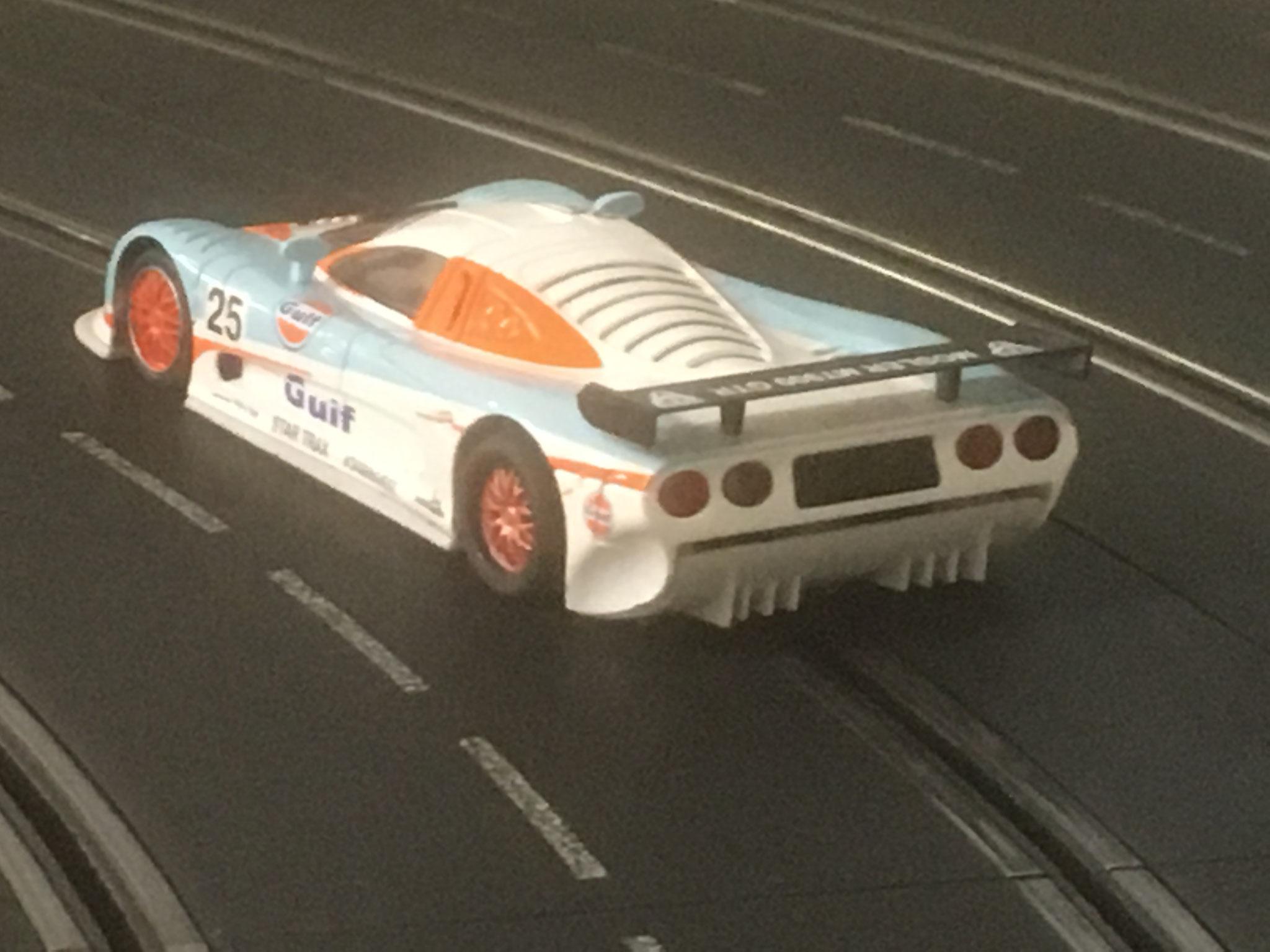 NSR MOSLER GT das T-Car von Sammy in der bekannten Heckansicht ;-)