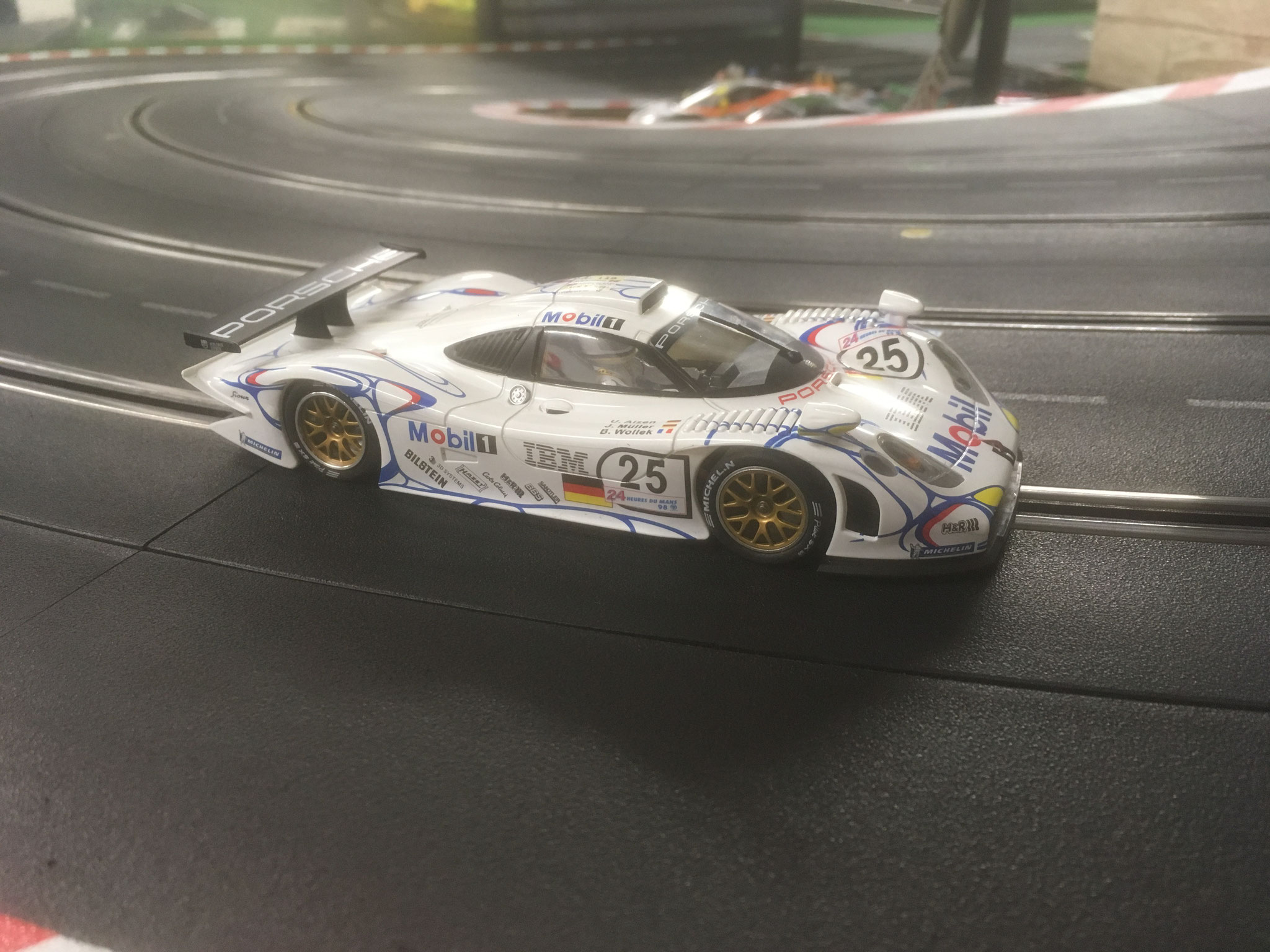 SLOT.IT Porsche GT1 - Der neue Renner von Don Roberto