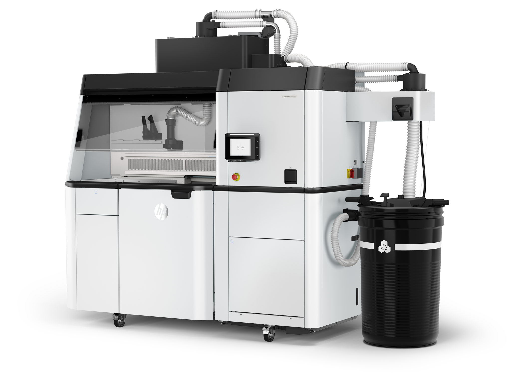 HP Jet Fusion 5200 Series 3D Processing Station