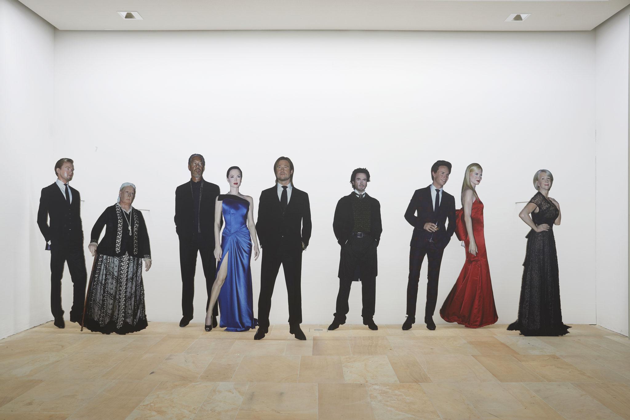 Wax Figures, 2019