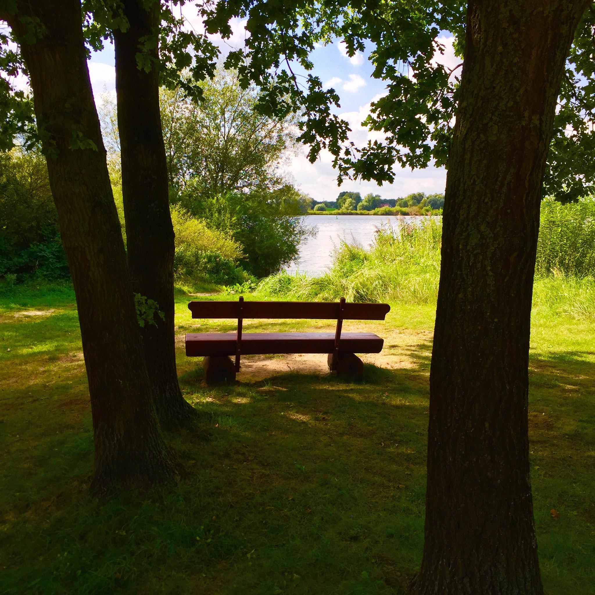Wanderwege an der Elbe