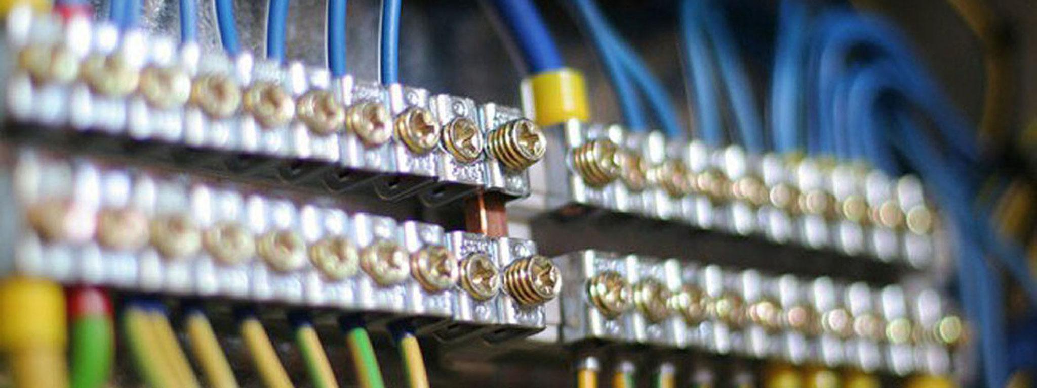 ELECTRICITE HAUTE & BASSE TENSION