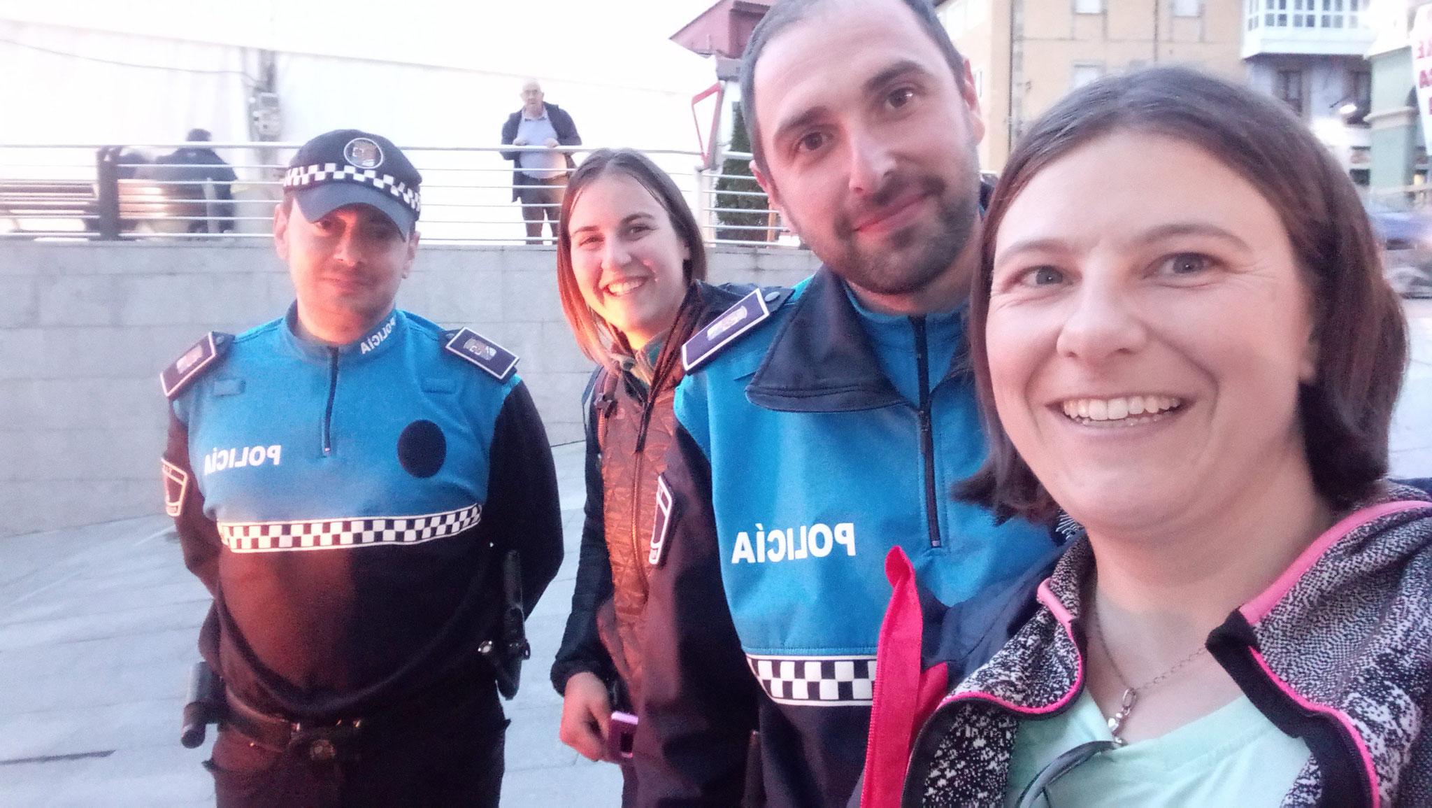 Polizei von Tineo