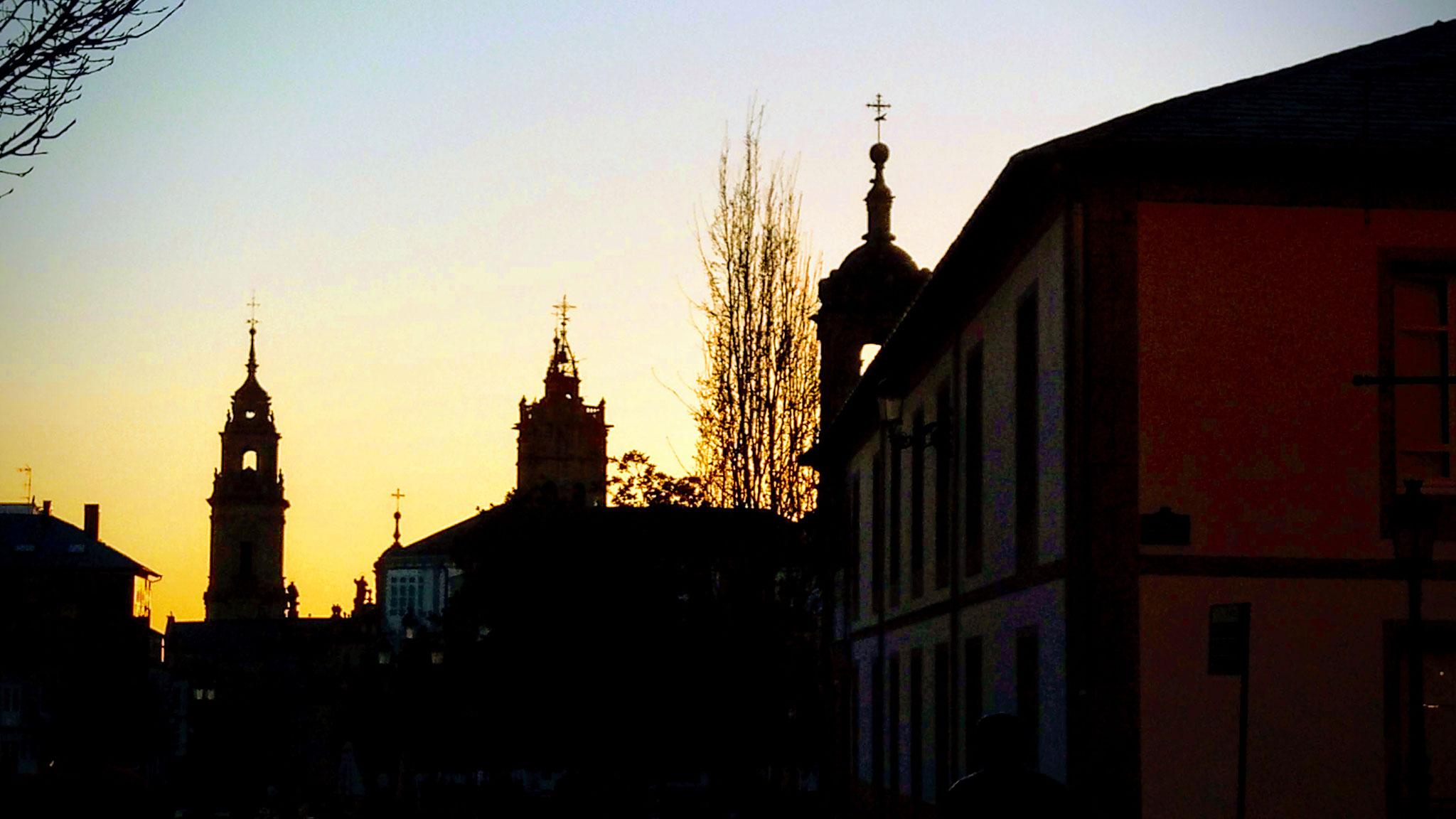 Lugo - Weltkulturerbe