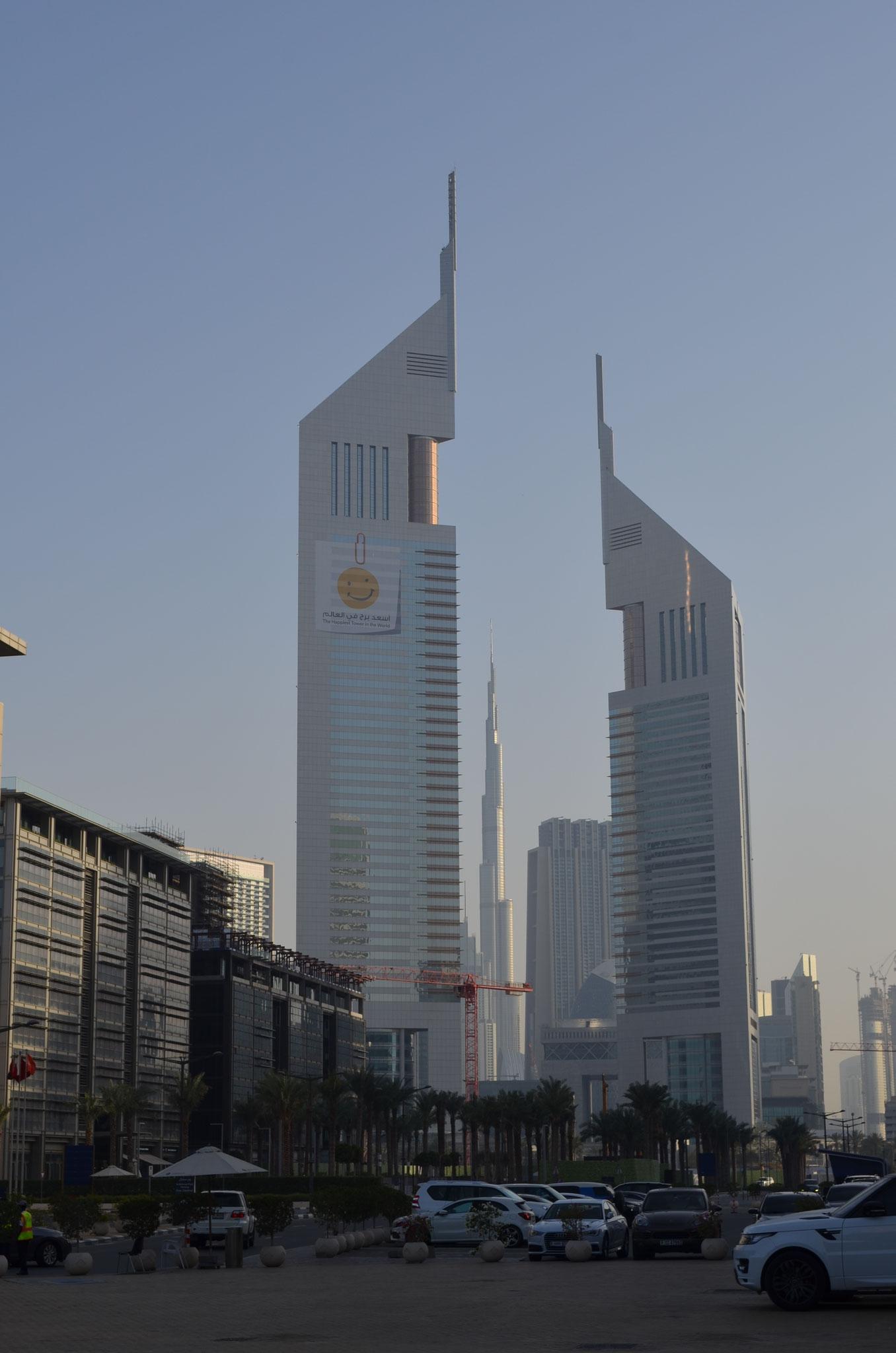 World Art Dubai World Trade Center, April 2017.