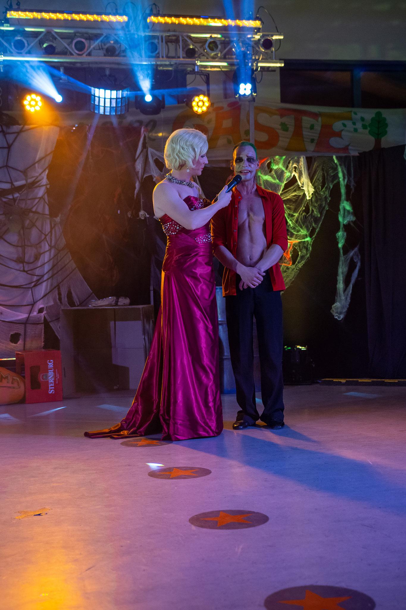 Madame Tza Tza und Rico vom Tanzstudio Bailamos
