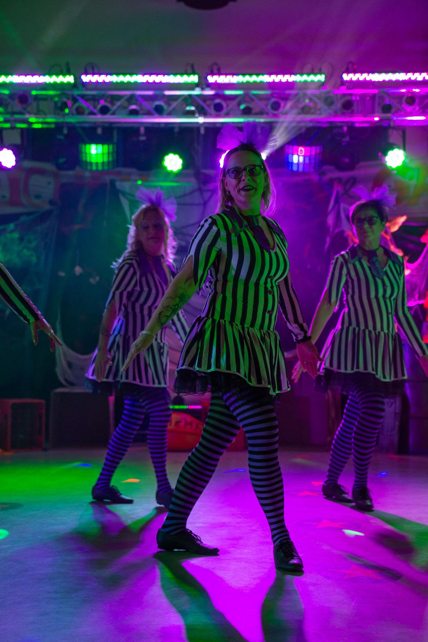 CarMa Line Dance Fans - Fun Kurs - Beetlejuice