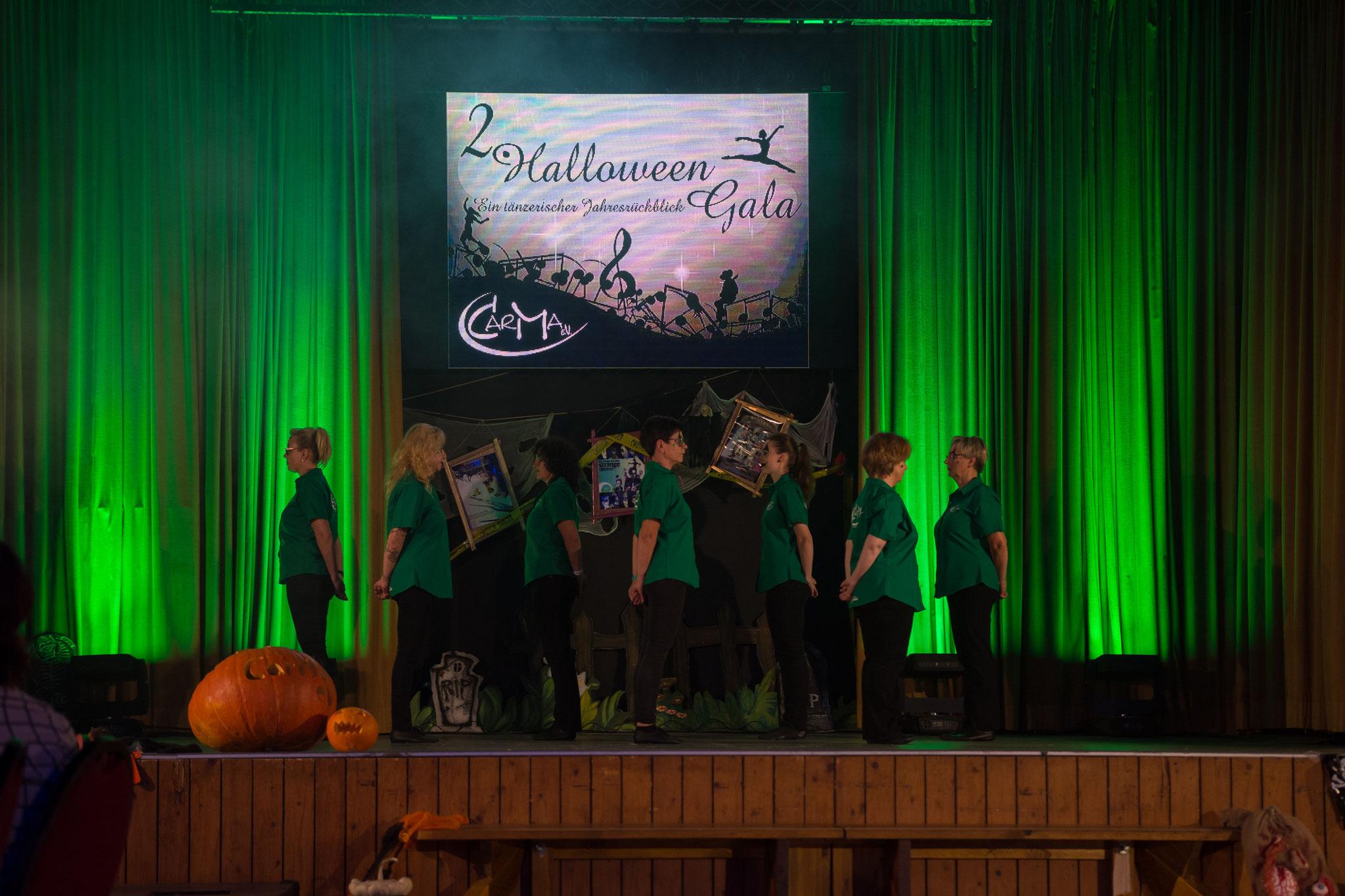 CarMa Line Dance Fans - Fun Kurs - Irisches Medley
