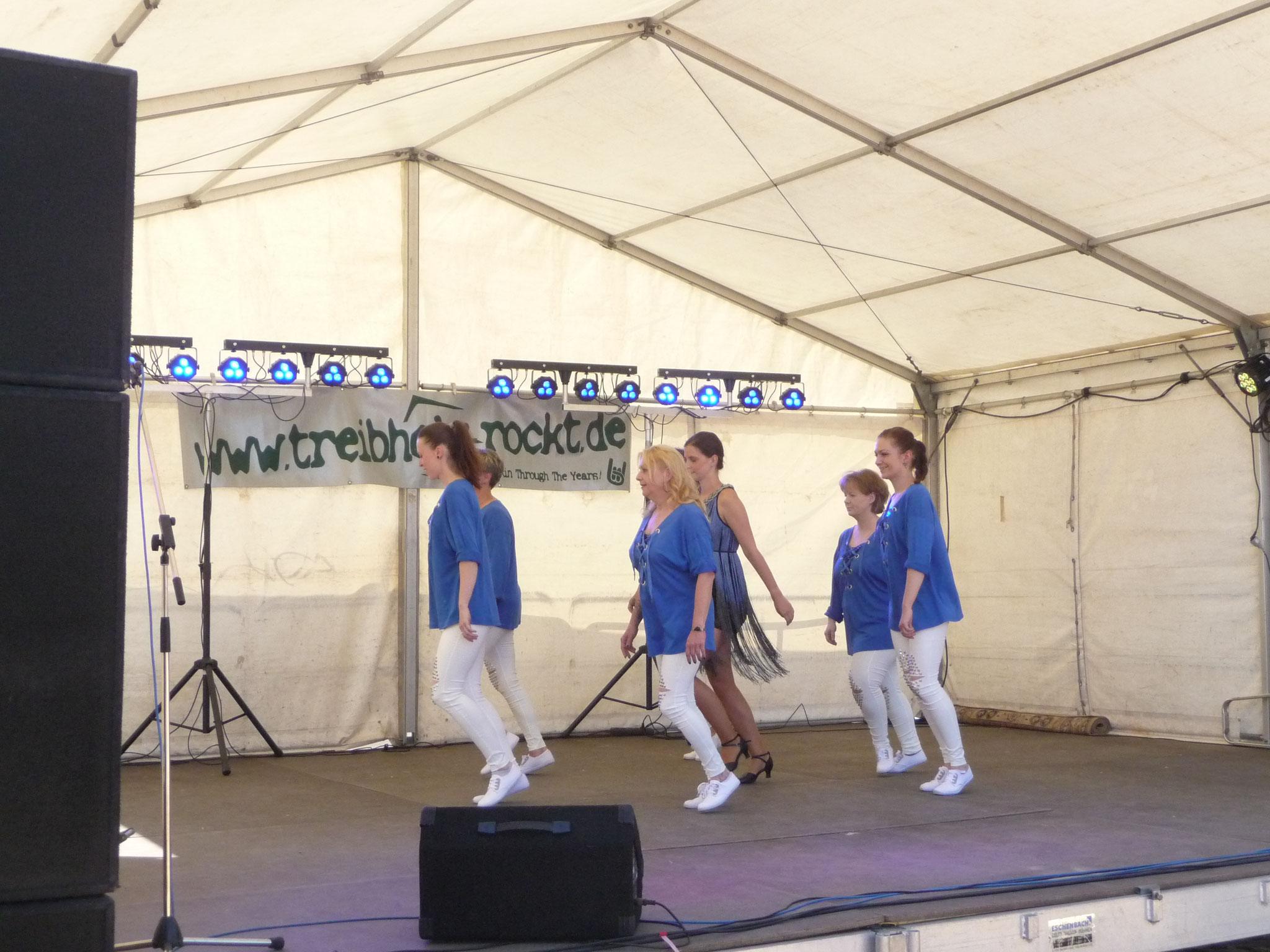 CarMa Line Dance Fans - Fun Kurs - Swing Medley