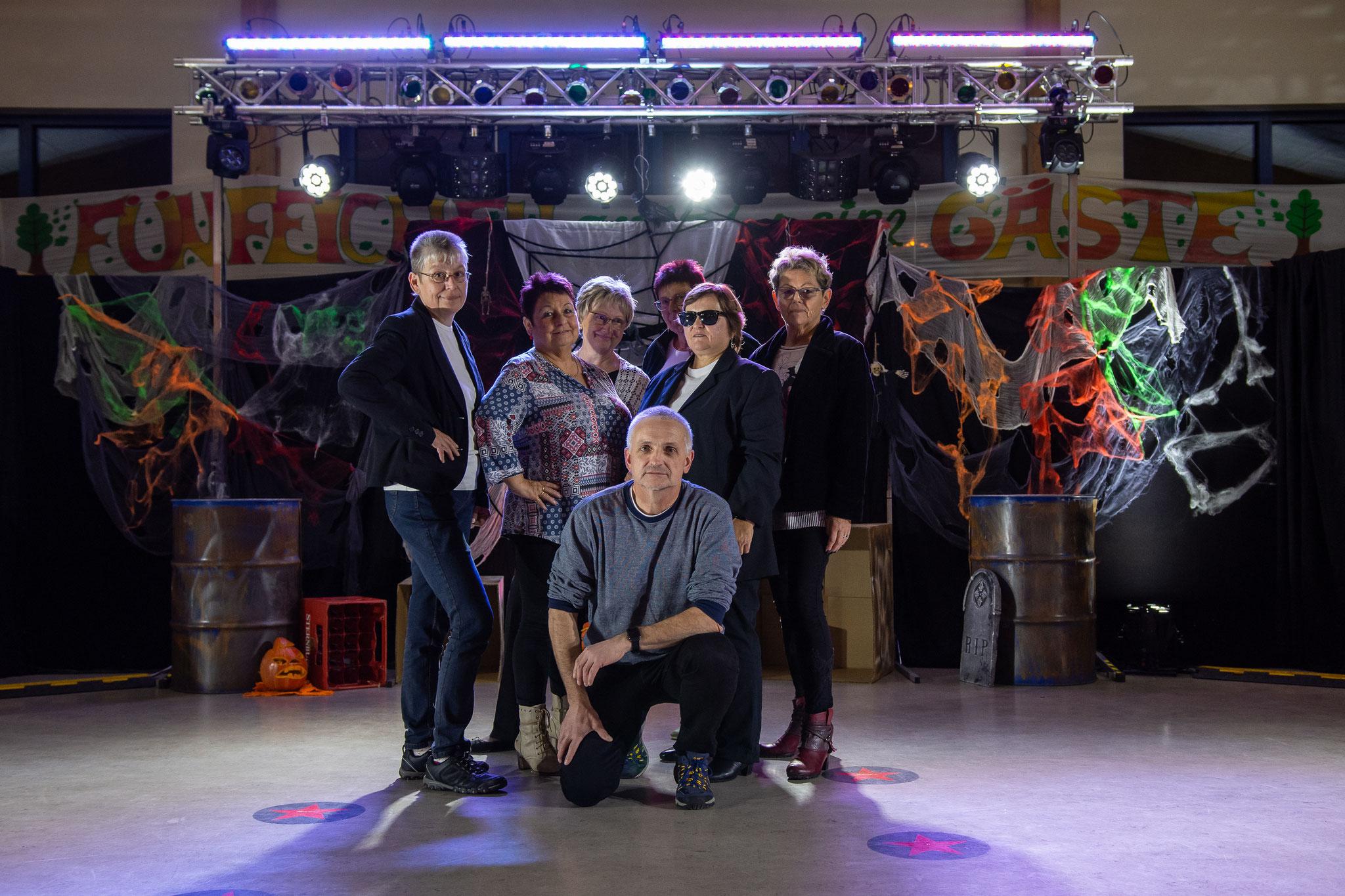 CarMa Line Dance Fans - A-Team
