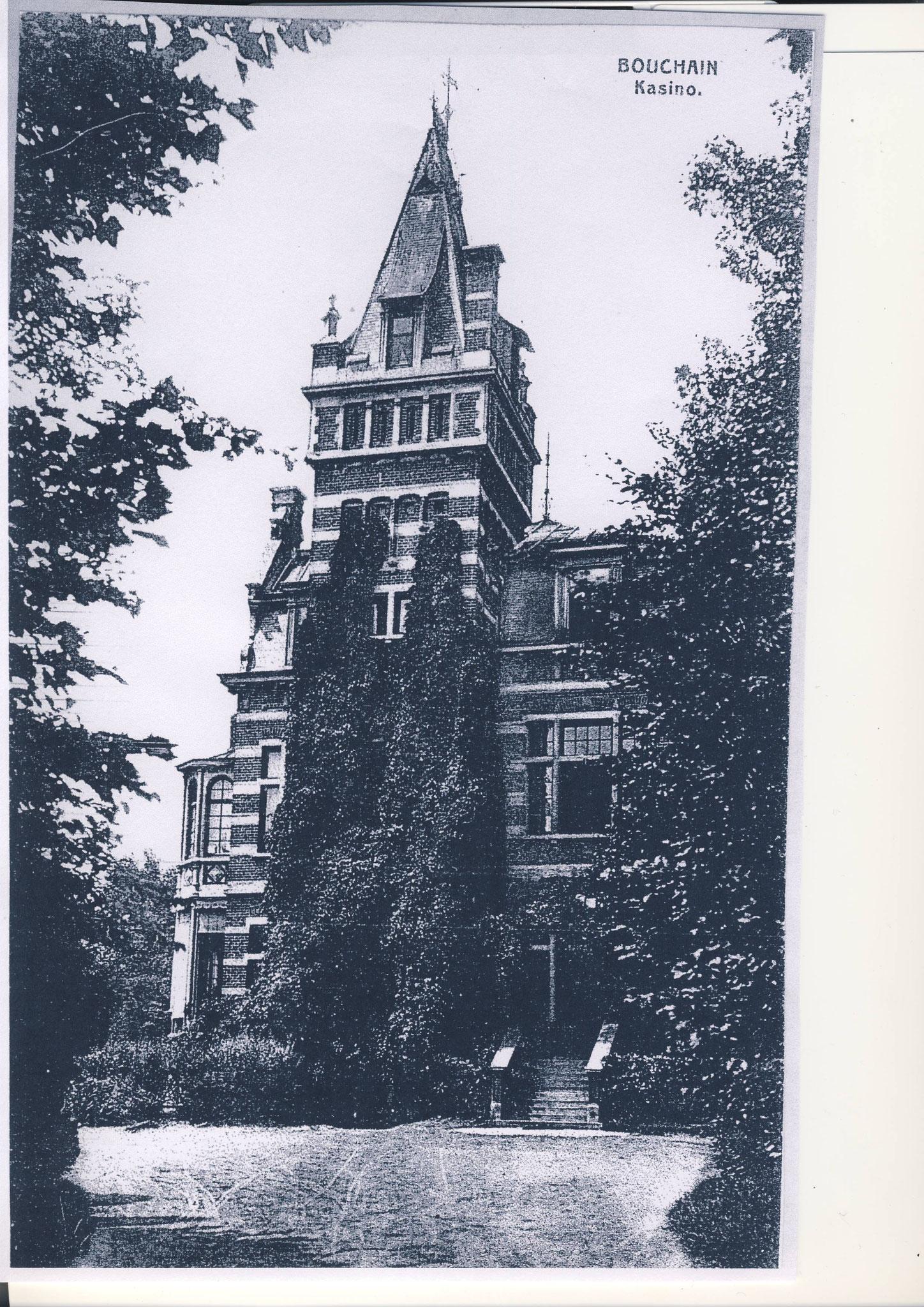 chateau Risbourg avant 1914