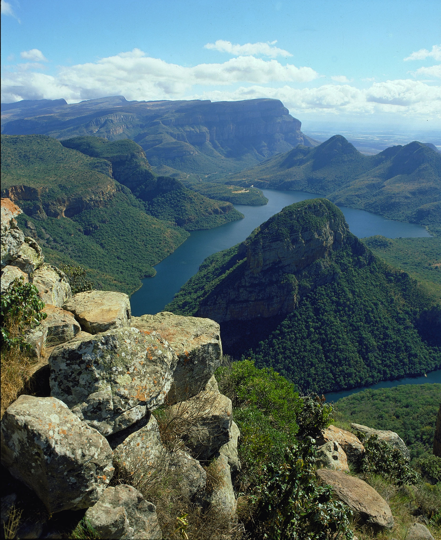 Blyde River Canyon, Panoramaroute