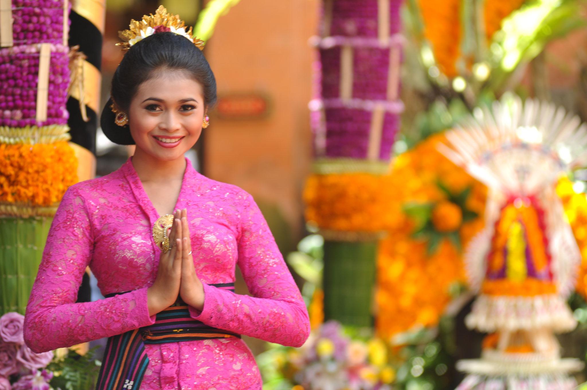 Willkommen auf Bali