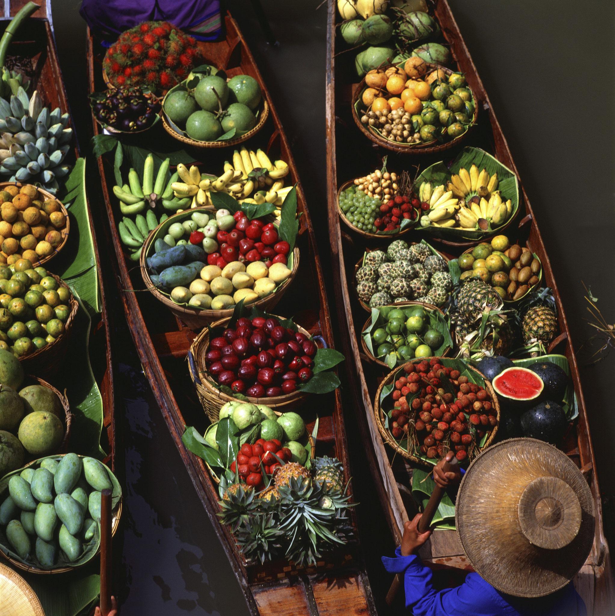 Ratchaburi Floating Market