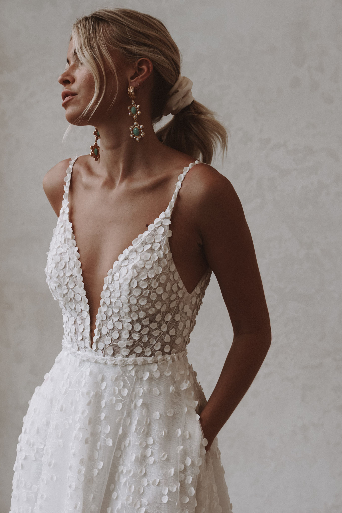 Made With Love Bridal - Louie flowy