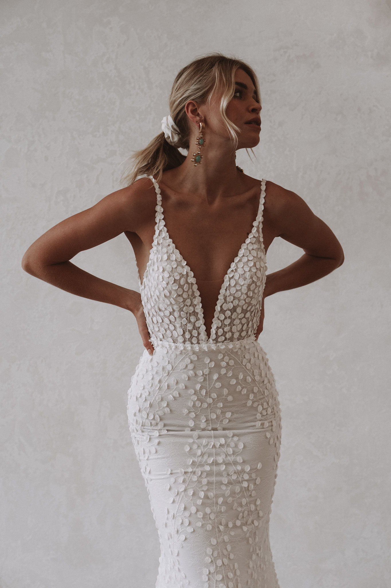 Made With Love Bridal - Louie fitted