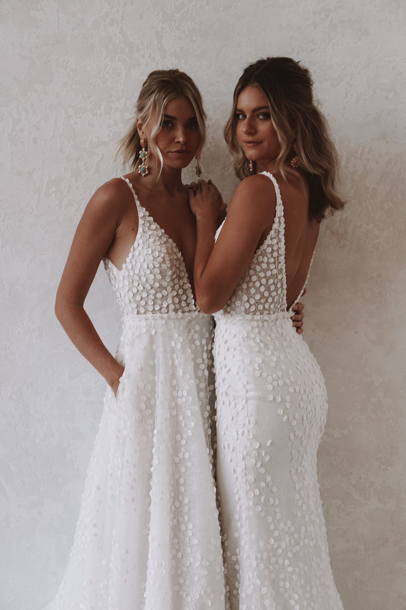 Made With Love Bridal - Louie flowy & Louie fitted