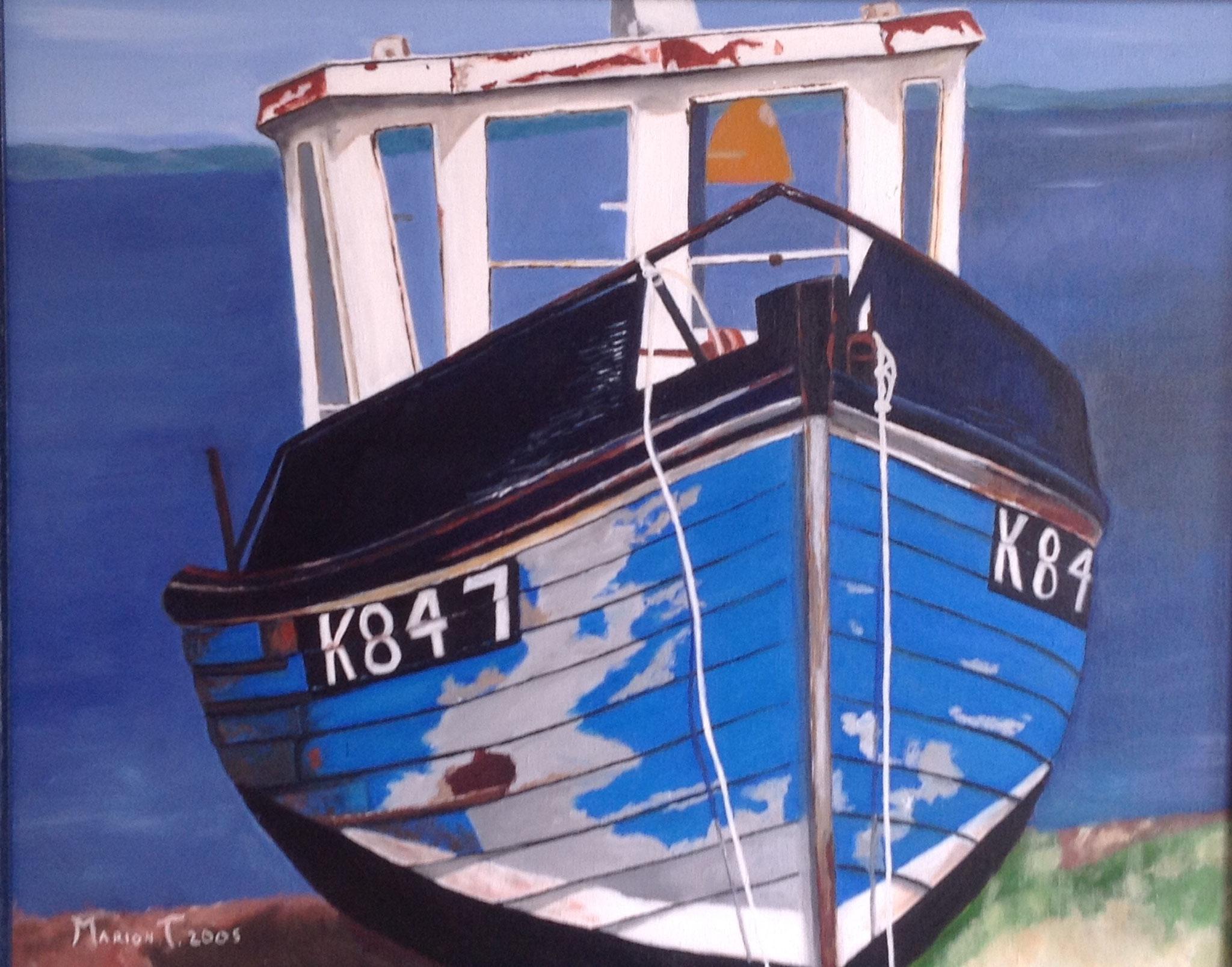 Boot (verkocht)