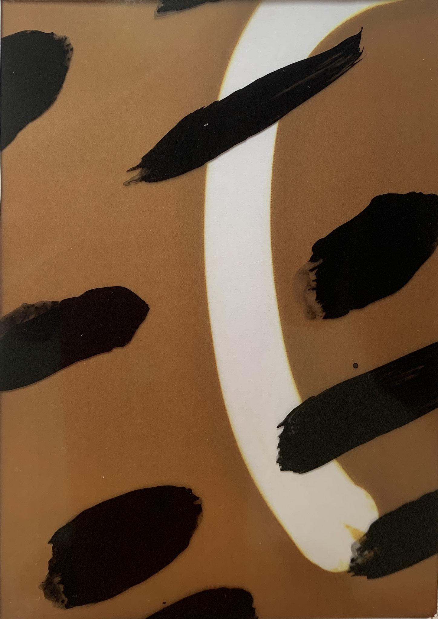 Kombination Pt.6, Mixed Media, 10 x 15 cm, 2020