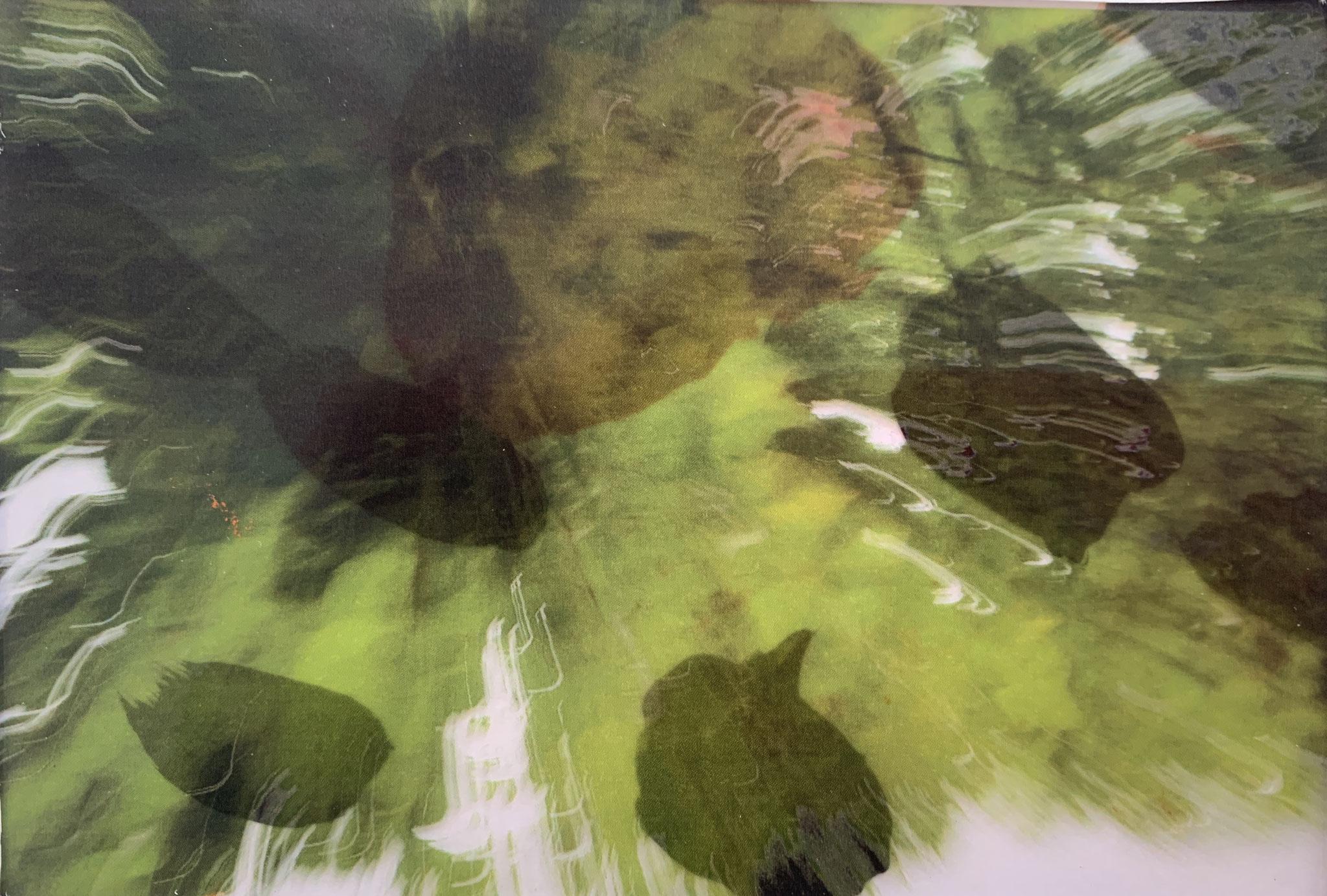 Kombination Pt.8, Mixed Media, 10 x 15 cm, 2020