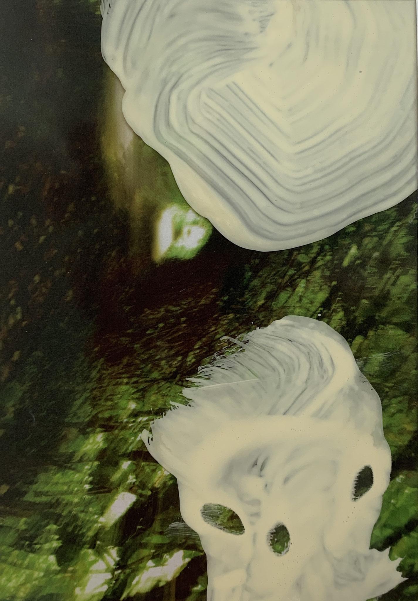 Kombination Pt.4, Mixed Media, 10 x 15 cm, 2020