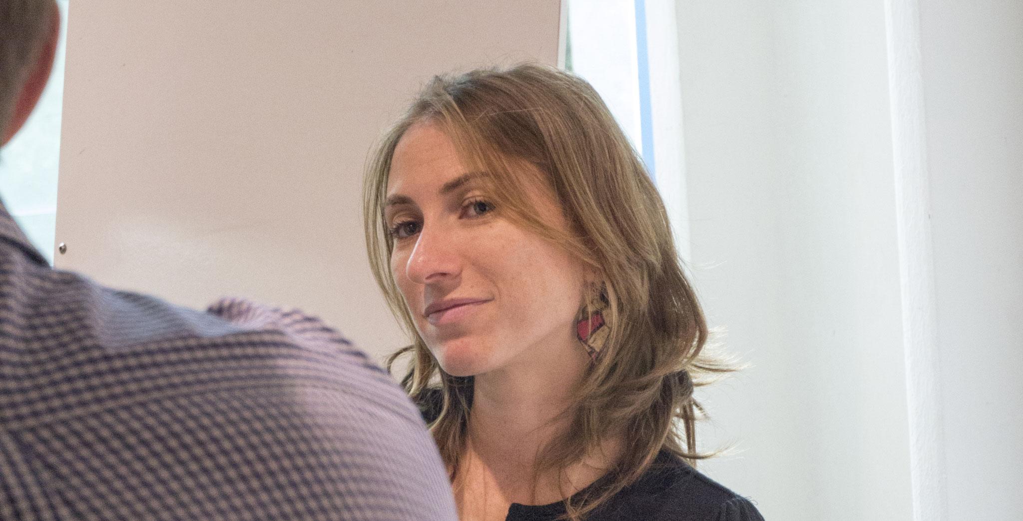 Expansion: Marketing Director Czesia Glik plant, mit Intezer den US-Markt zu erschließen