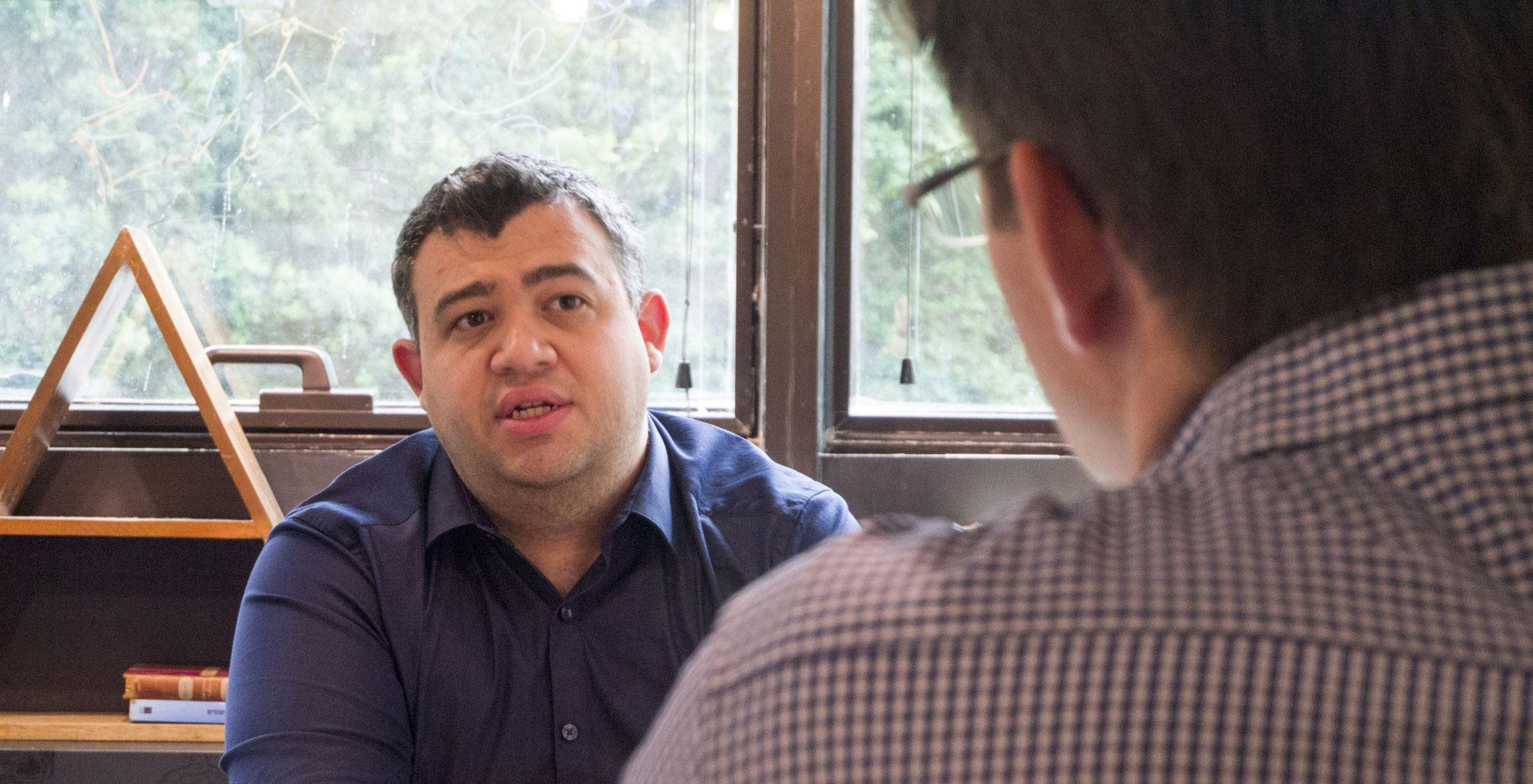 Cyber-Experte: Vor der Intezer-Grüdnung war Itai Tevet Leiter des Computer Emergency Response Teams der Israel Defense Forces