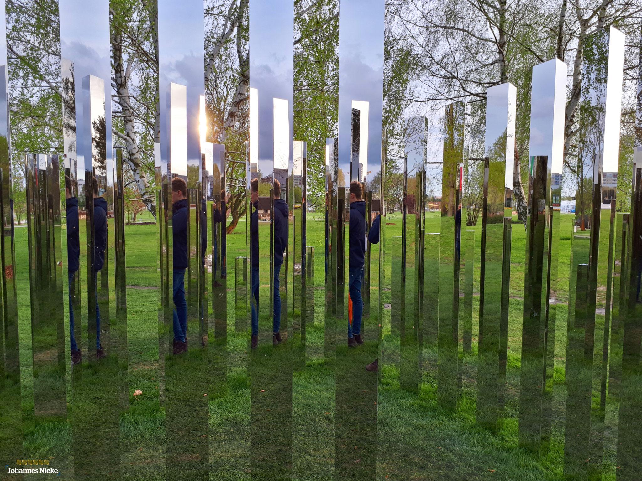 """Reflecting Gardens"""