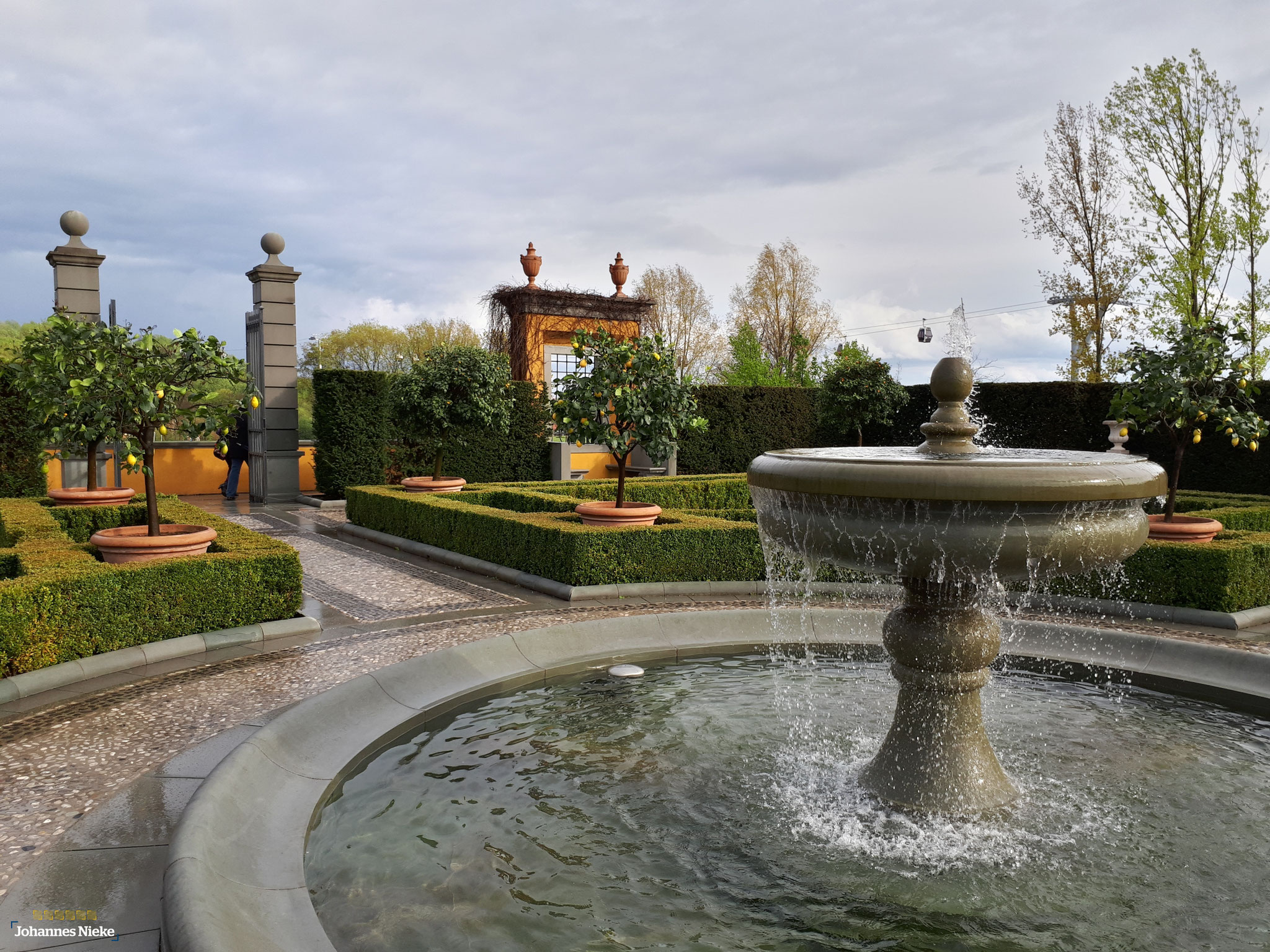 Renaissance-Garten