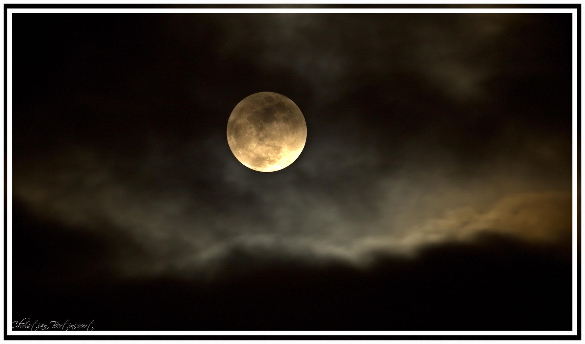 Pleine lune du 11 février