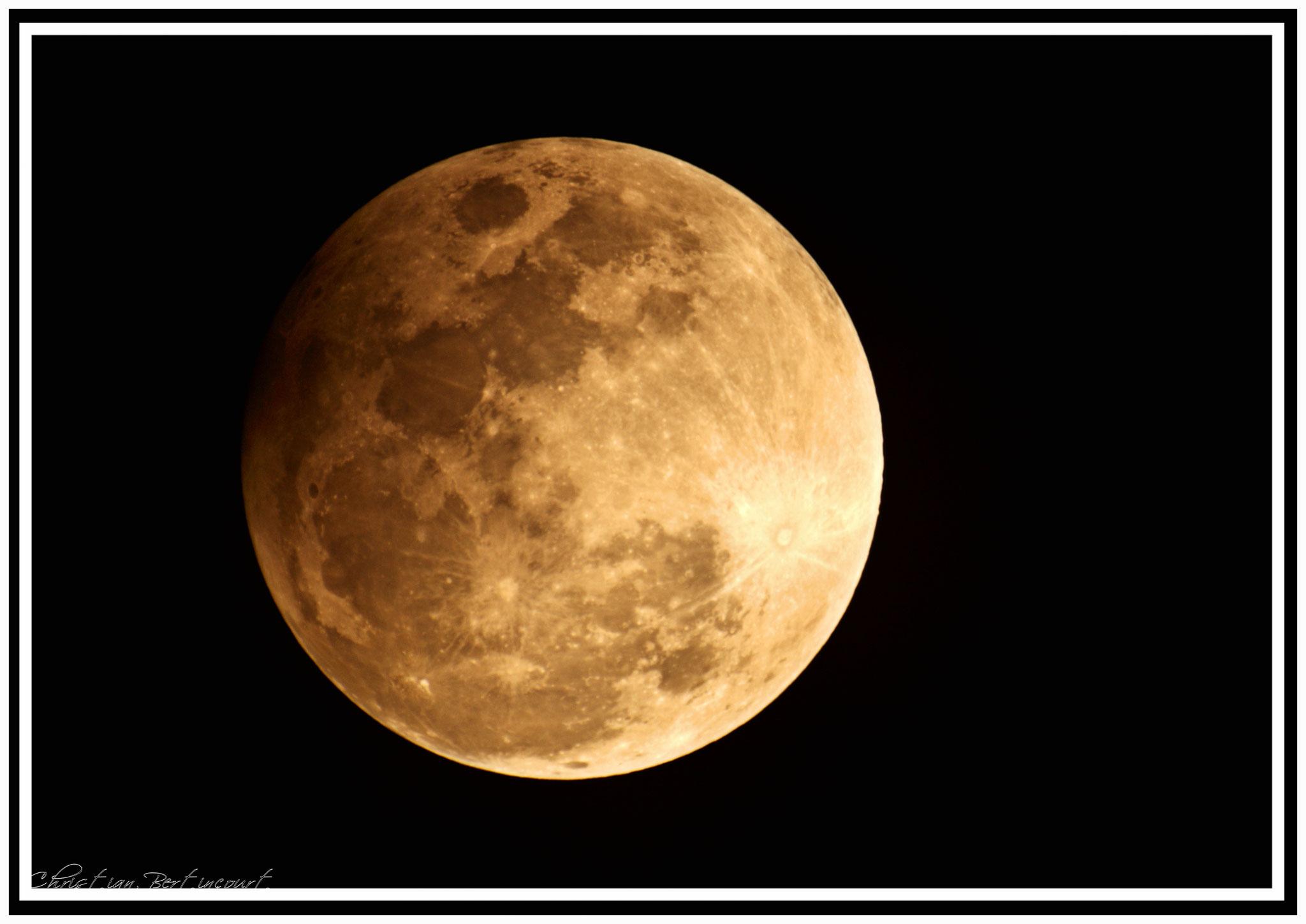 Eclipse du 11 février