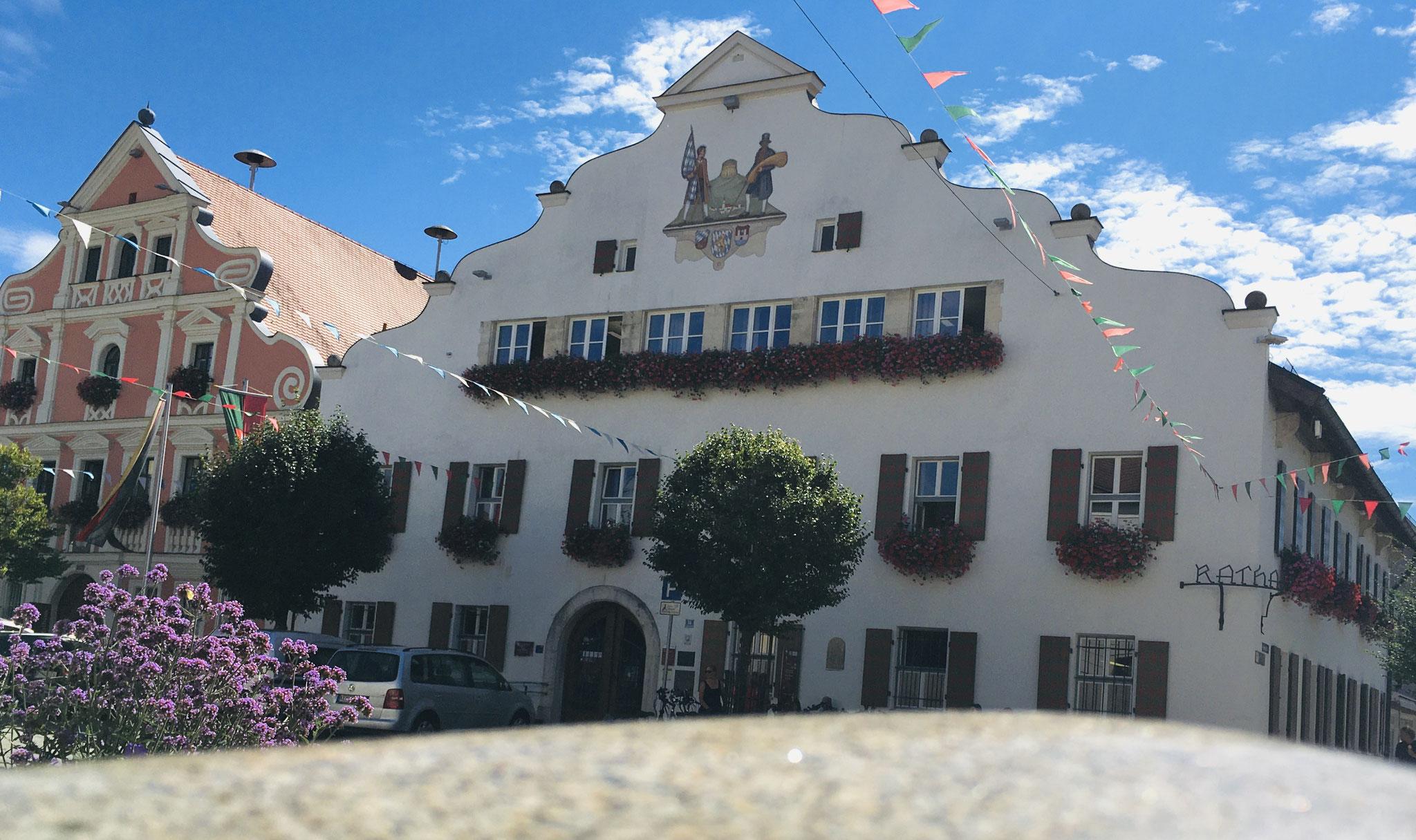Rathaus Kelheim, © Tourismusverband Ostbayern e.V., Claudia Schaftner