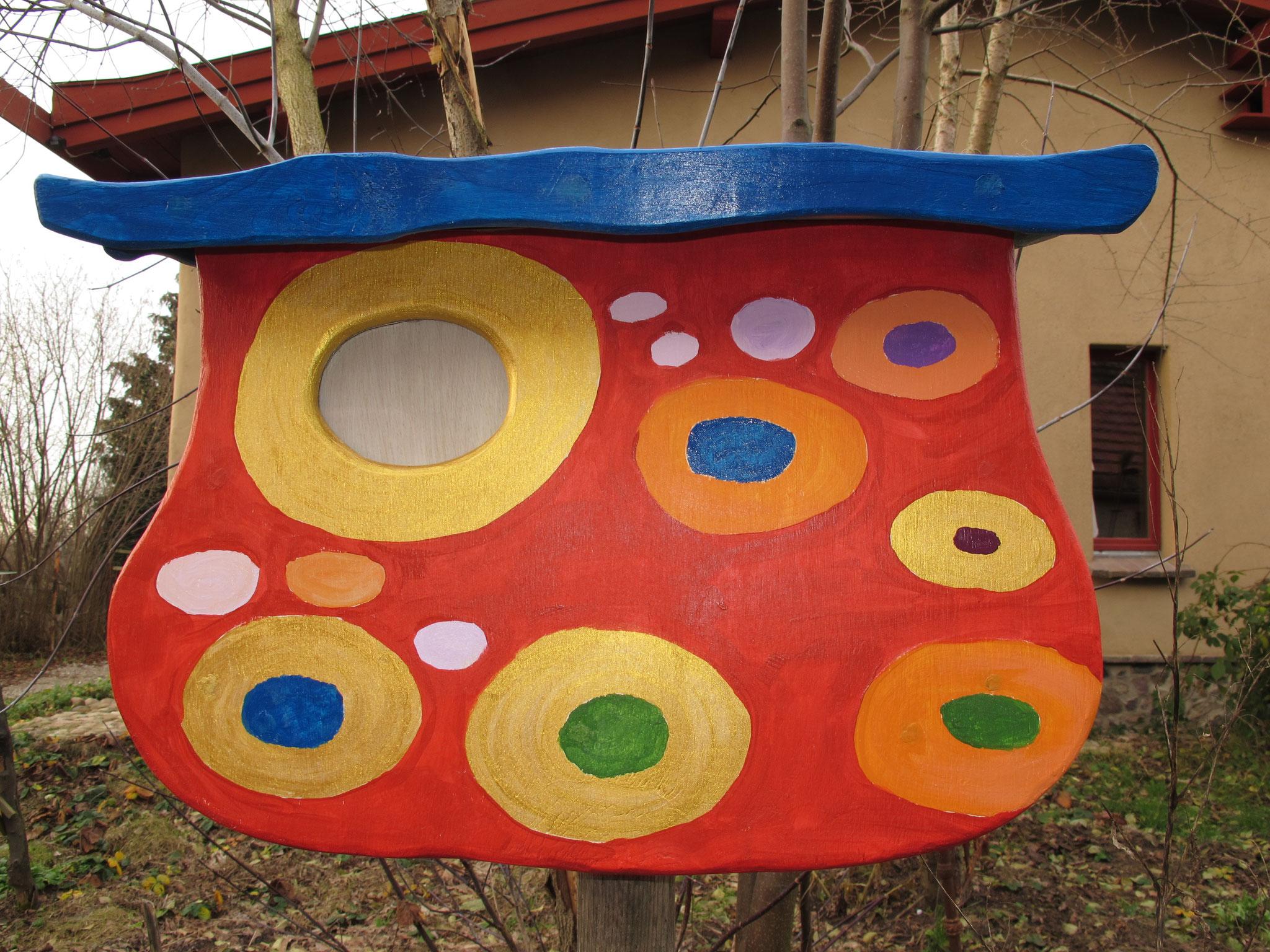 Briefkasten nach Gustav Klimt