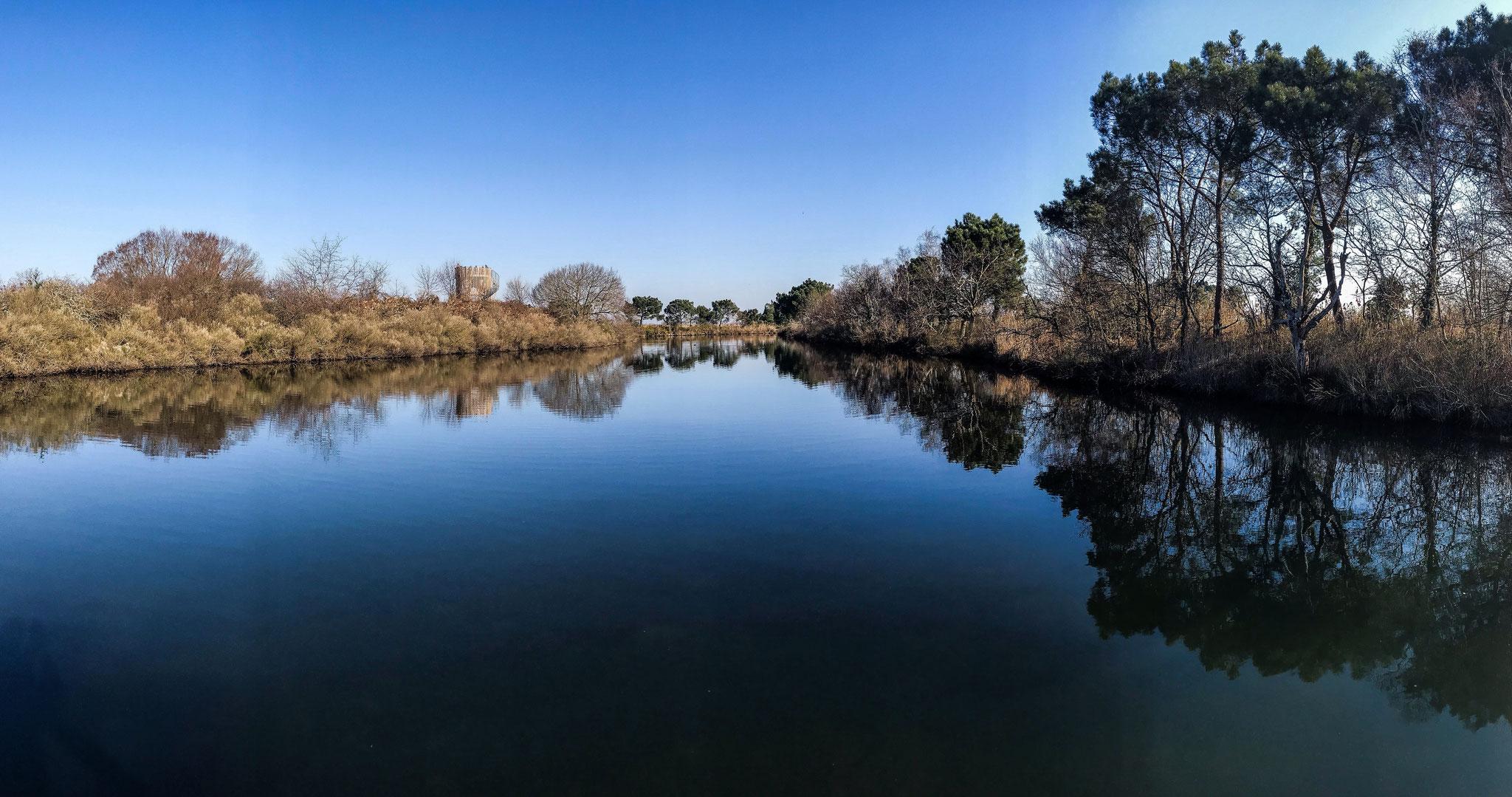 Le Teich, Vraies vacances sur le Bassin d'Arcachon - Réserve ornithologique