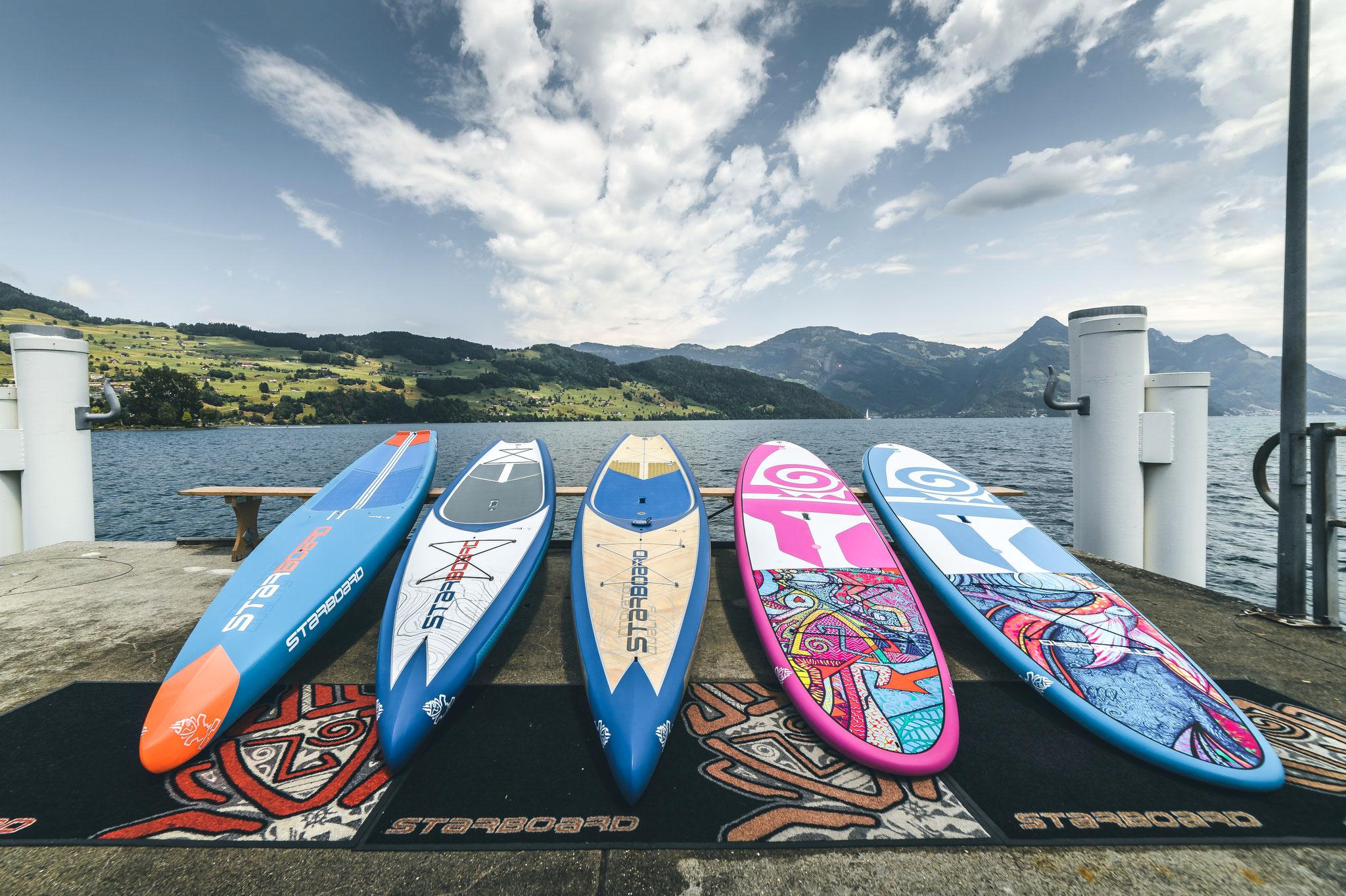 SUP Hardboards von Starboard
