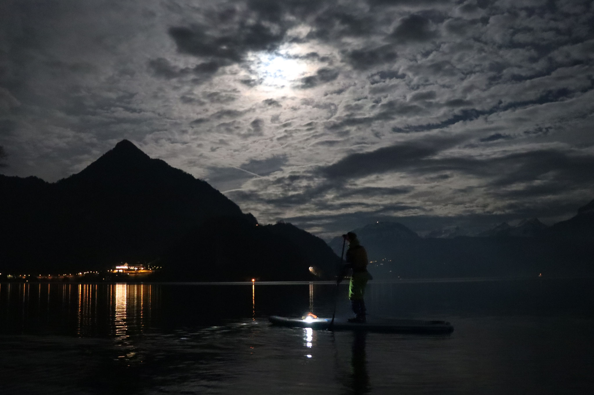 Vollmond SUP Tour