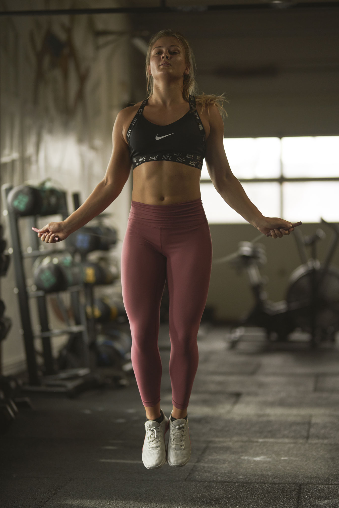 Sarah Ziemens - CrossFit Athletin