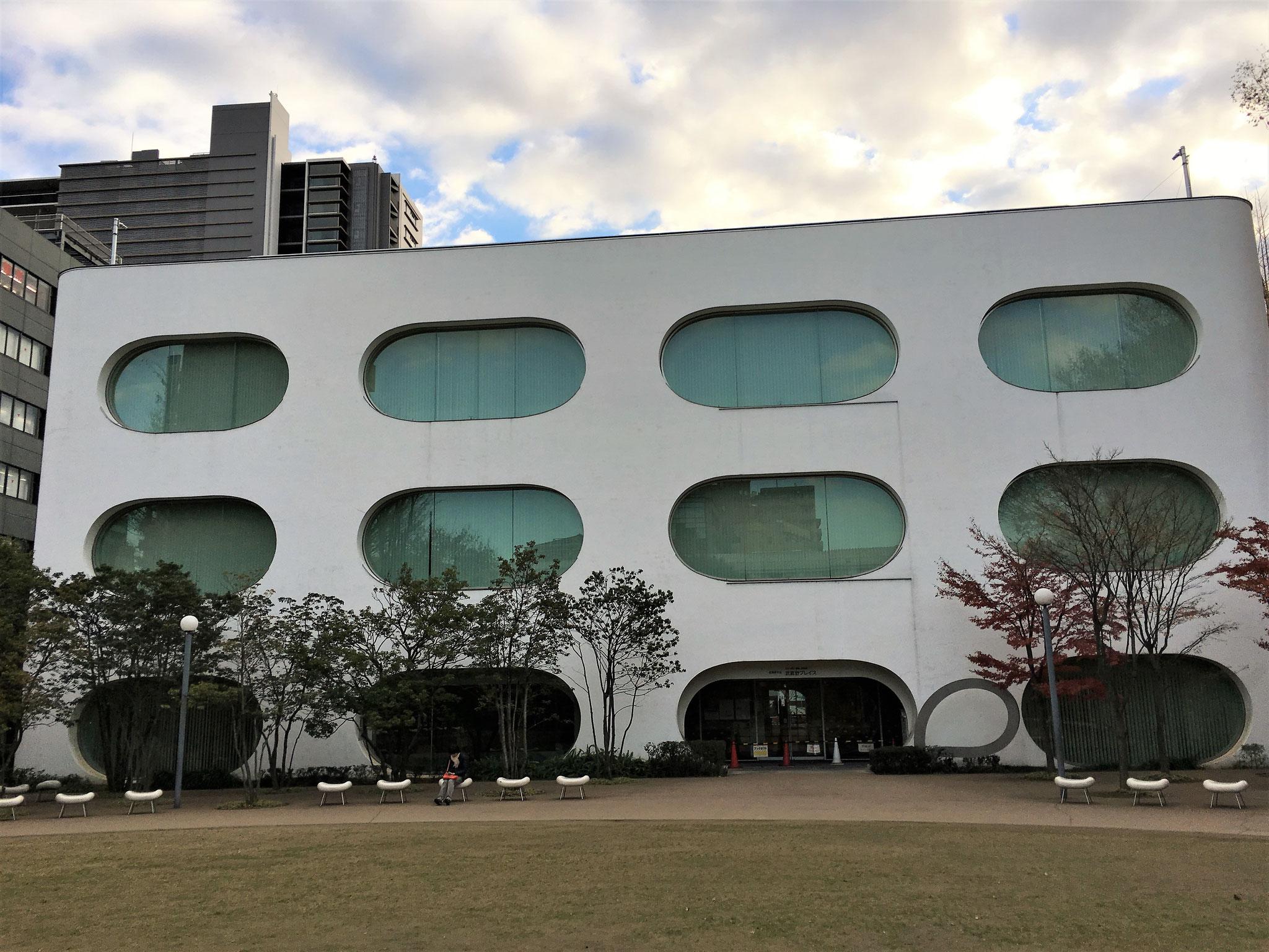 武蔵野プレイス / 東京都武蔵野市/2010.11.18