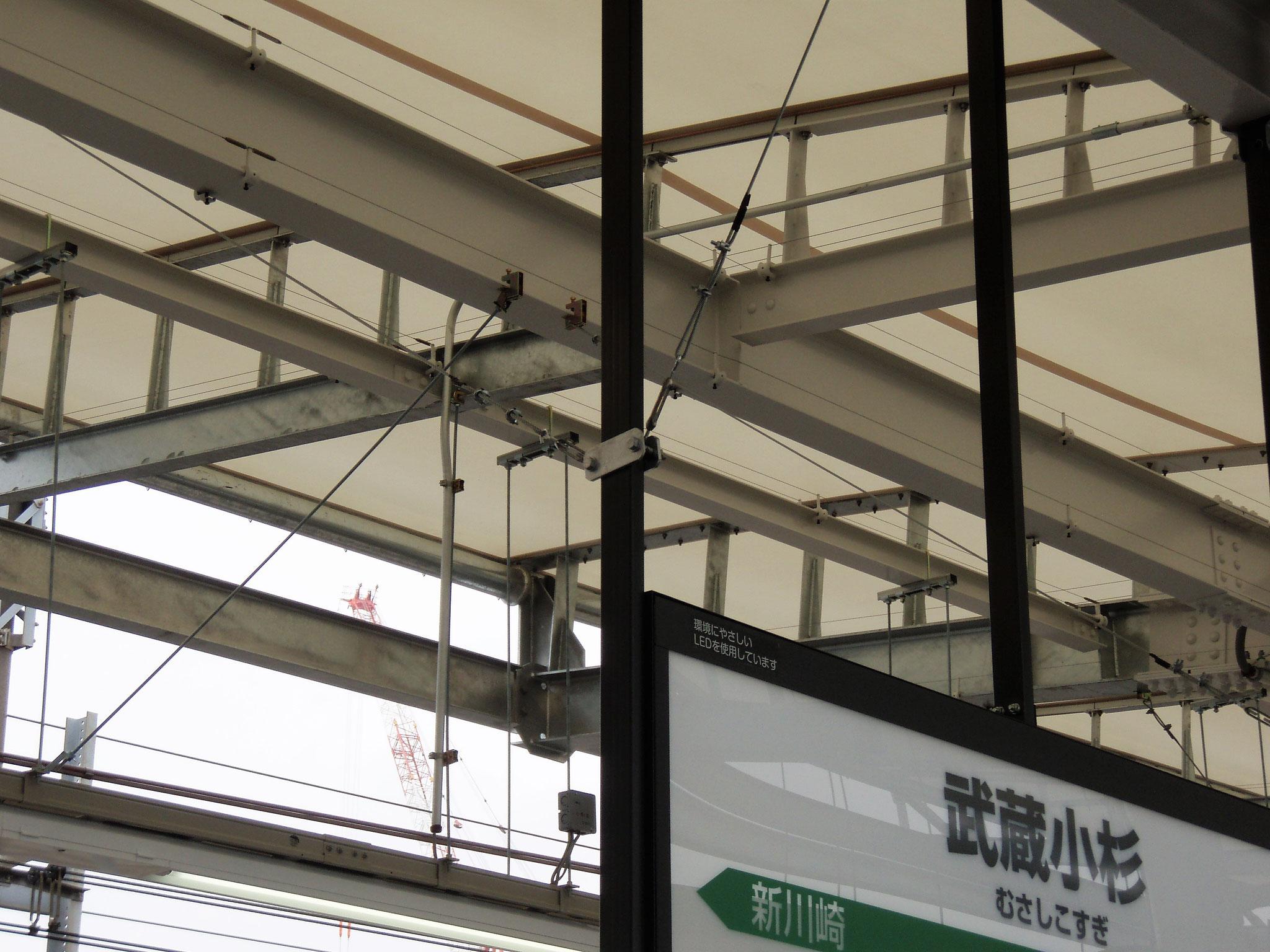 JR 武蔵小杉駅 / 神奈川県川崎市/2009.12.24
