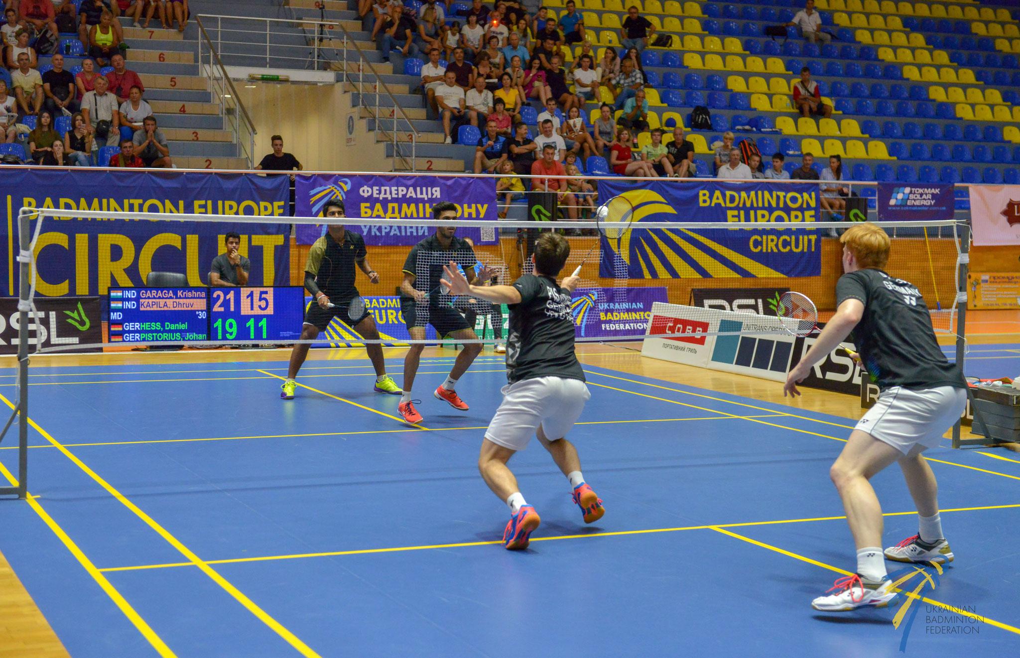 © Ukrainian Badminton Federation