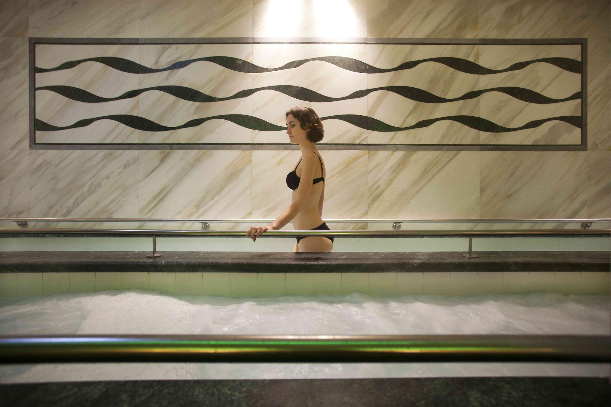 Hotel Wellnessbereich
