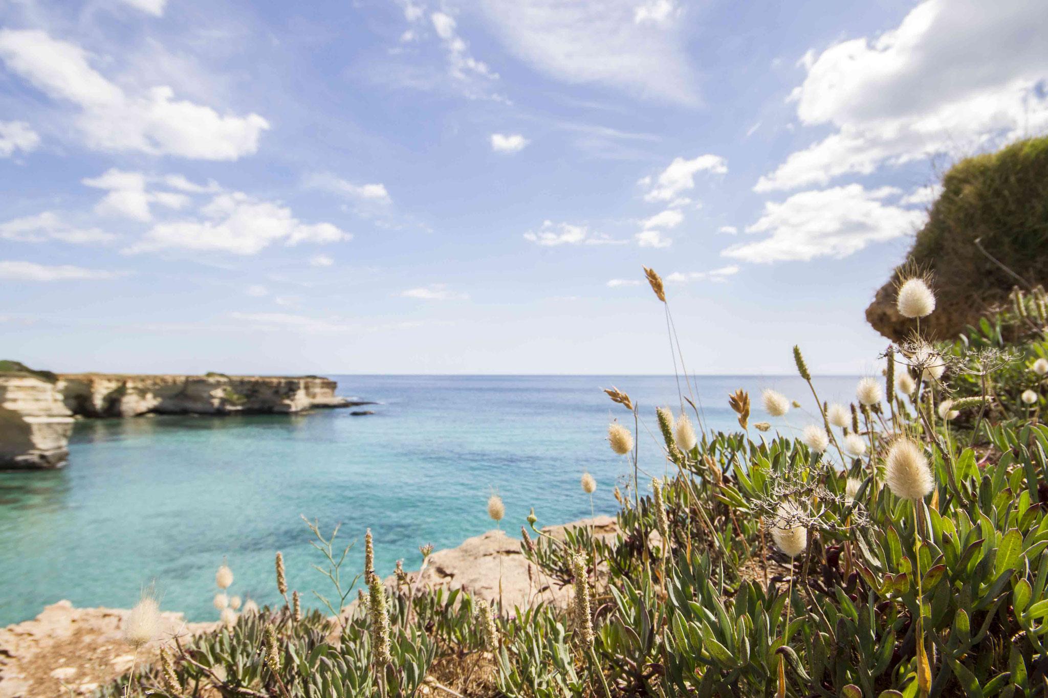 Strand Apulien